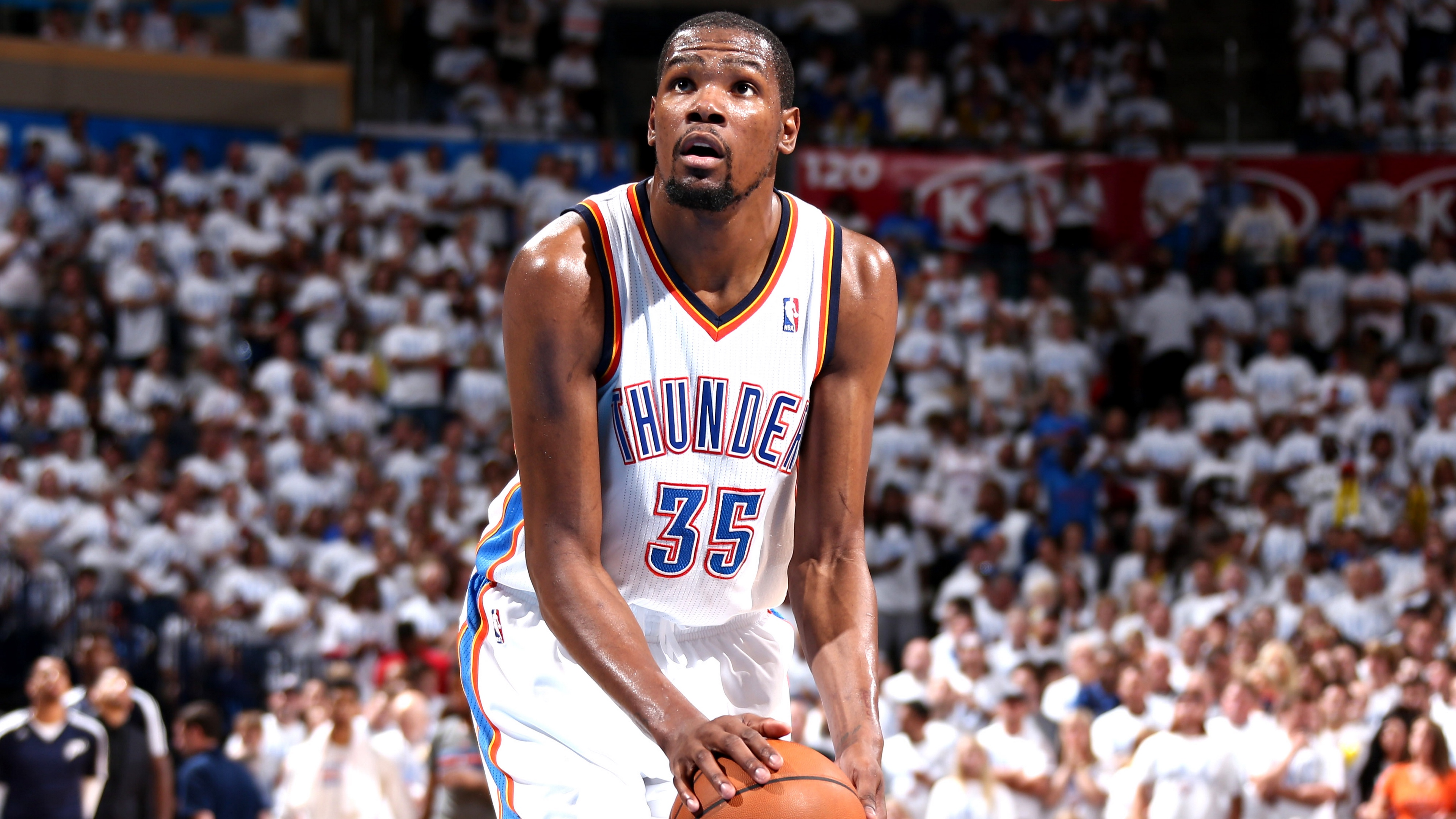 kevin durant basketball seattle supersonics oklahoma city thunder 4k 1540062297 - kevin durant, basketball, seattle supersonics, oklahoma city thunder 4k - seattle supersonics, kevin durant, Basketball
