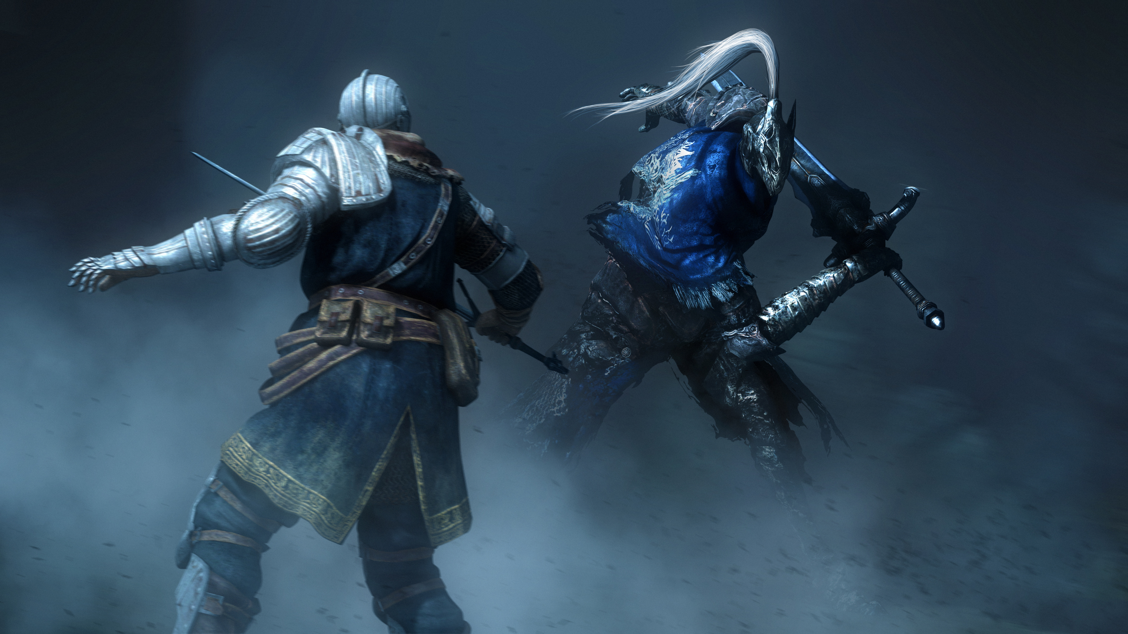 knight artorias squaring off against another knight 4k 1540755163 - Knight Artorias Squaring Off Against Another Knight 4k - hd-wallpapers, digital art wallpapers, deviantart wallpapers, artwork wallpapers, artist wallpapers, 4k-wallpapers