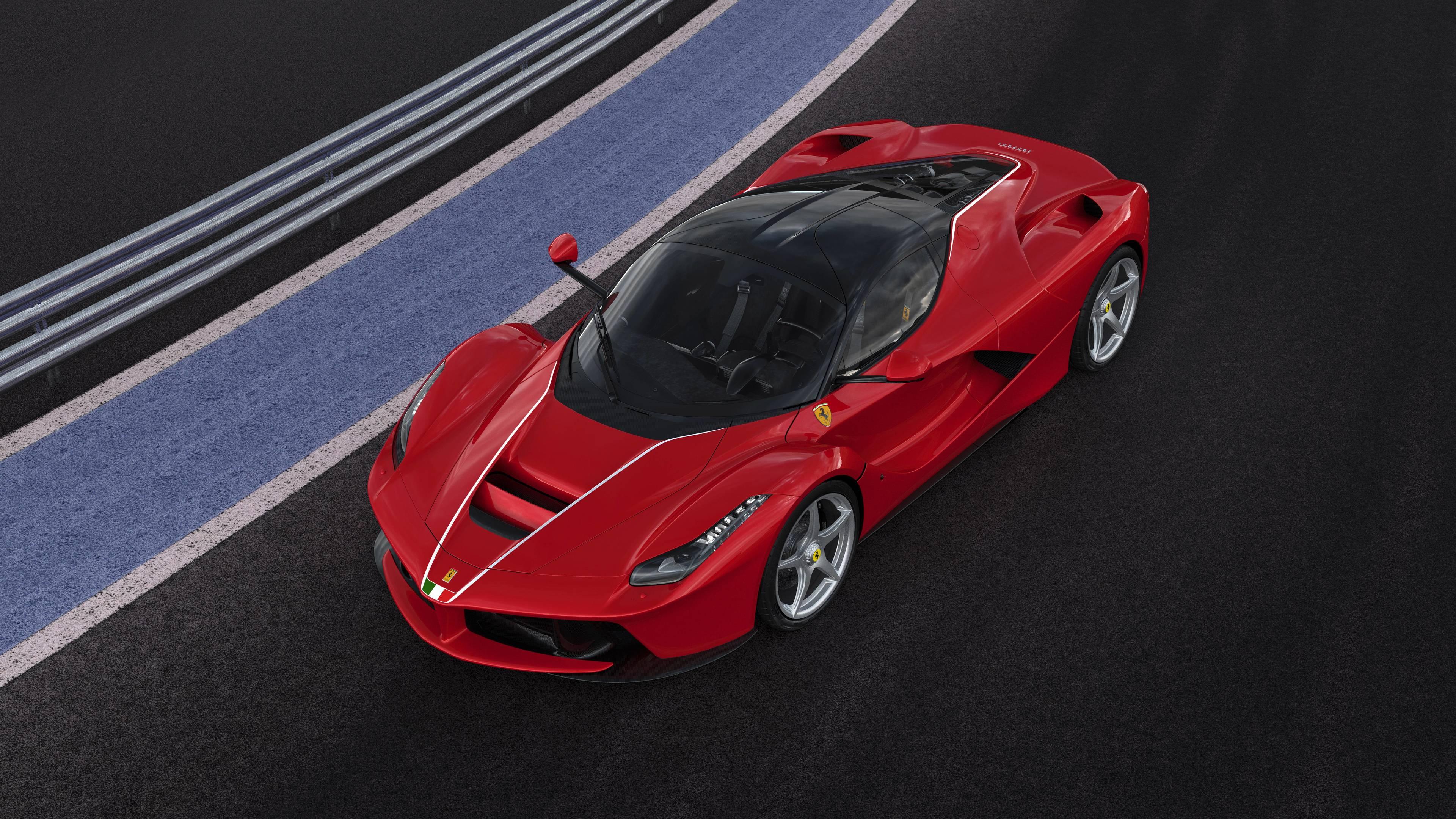 la ferrari 8k 1539104883 - La Ferrari 8k - red wallpapers, hd-wallpapers, ferrari wallpapers, cars wallpapers, 8k wallpapers, 4k-wallpapers