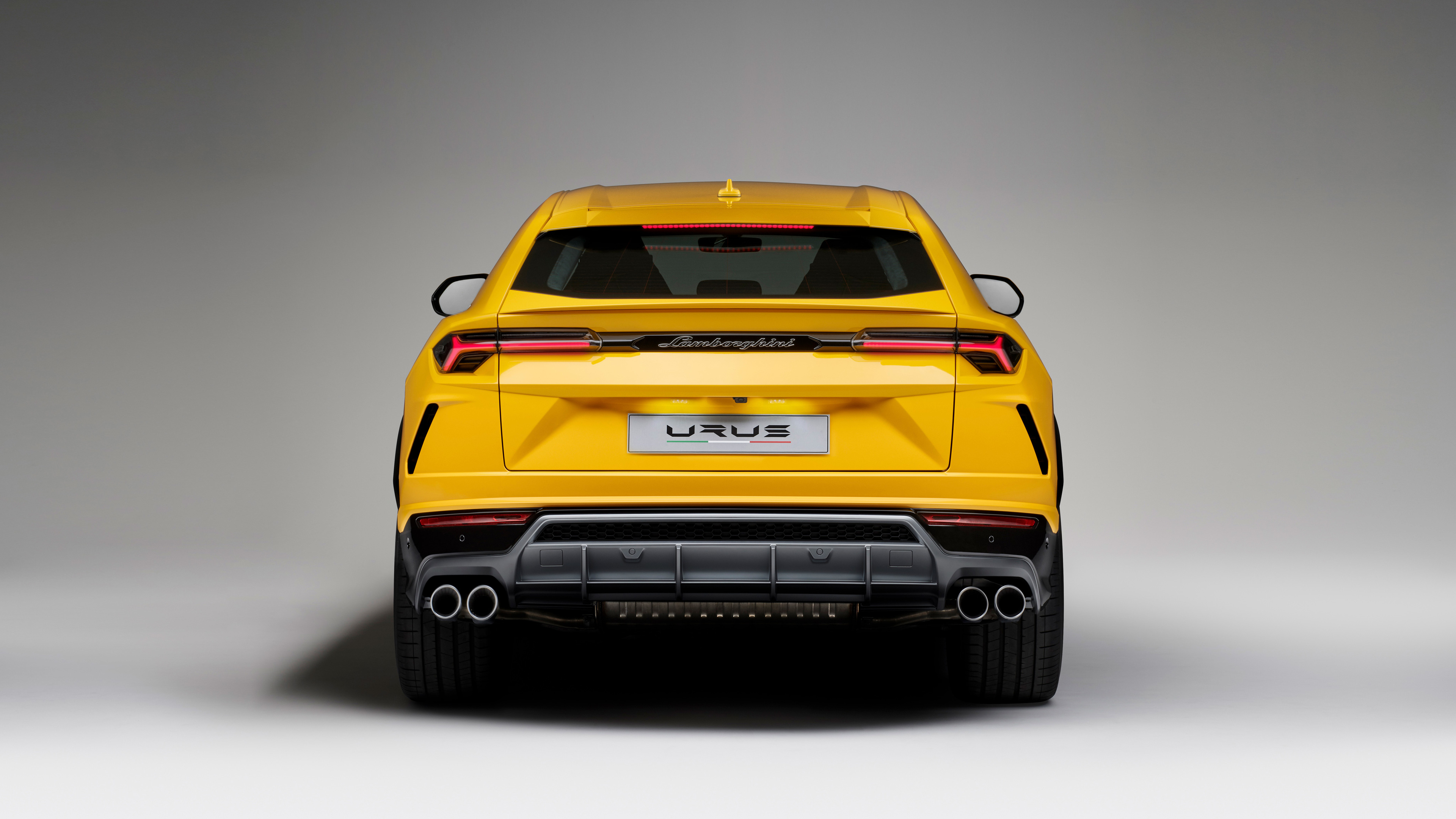 lamborghini urus rear side 1539108511 - Lamborghini Urus Rear Side - suv wallpapers, lamborghini wallpapers, lamborghini urus wallpapers, hd-wallpapers, cars wallpapers, 4k-wallpapers, 2018 cars wallpapers