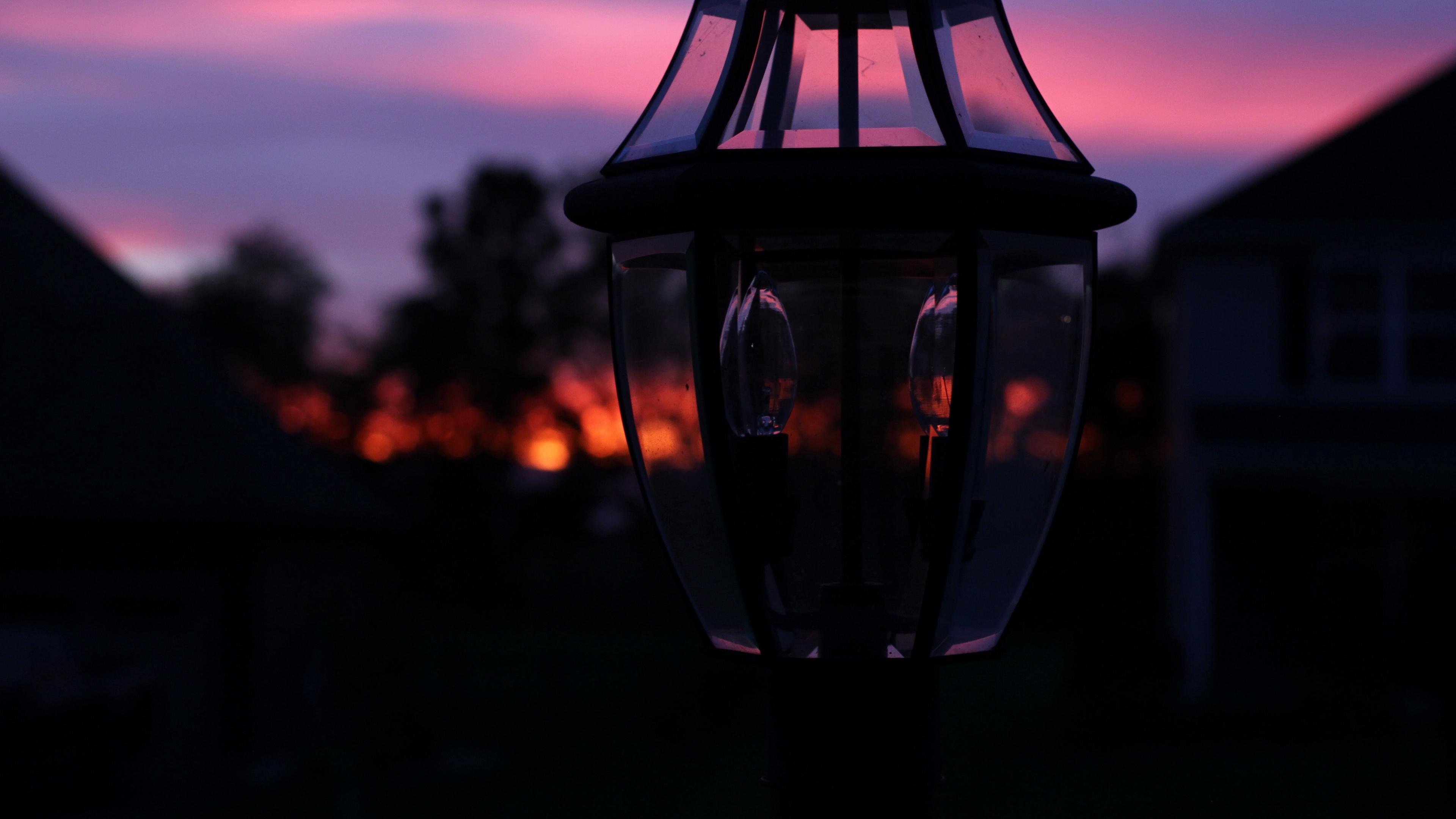 lamp night light lighting 4k 1540575049 - lamp, night, light, lighting 4k - Night, Light, lamp