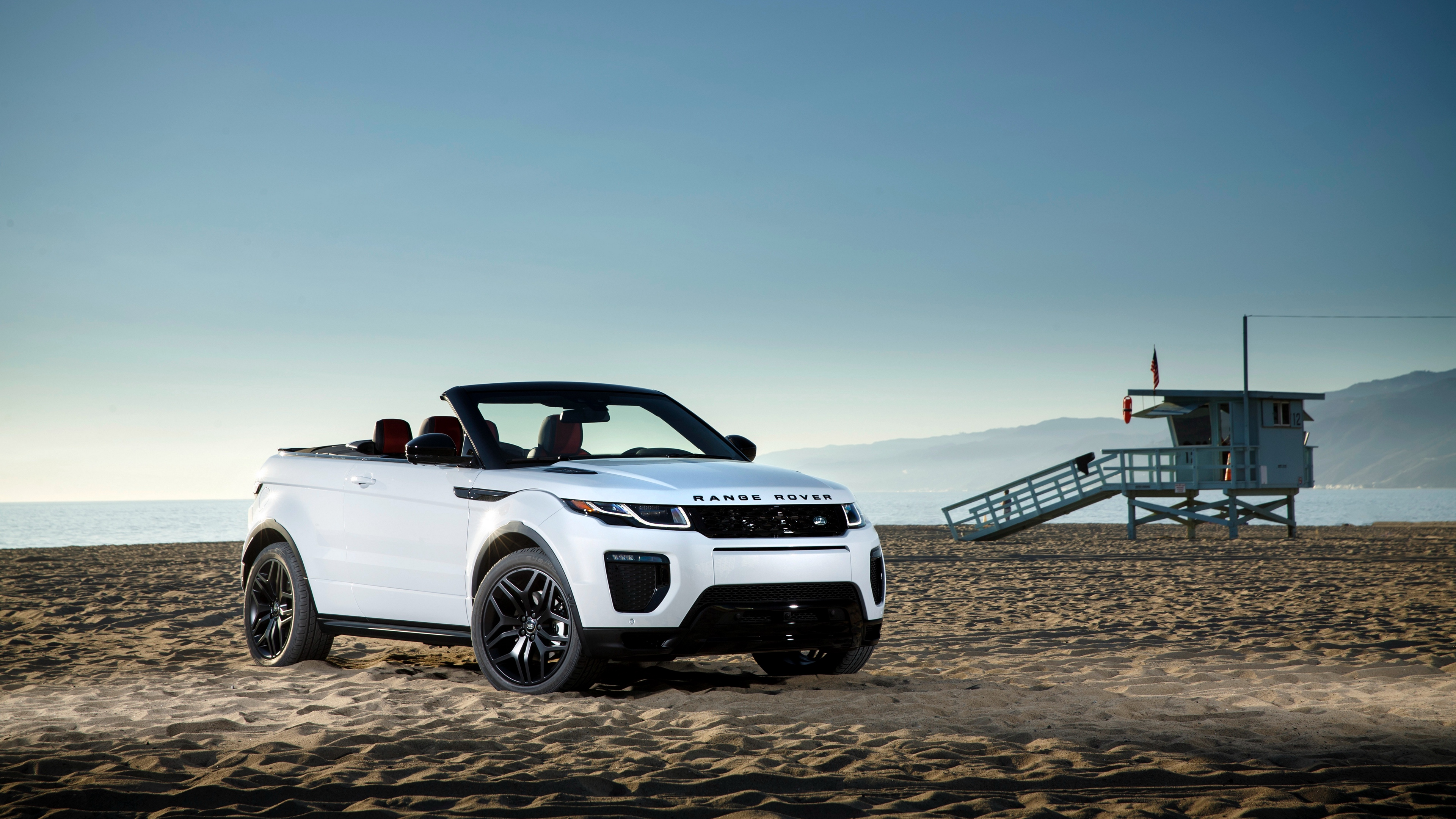 land rover range rover evoque side view 4k 1538937097 - land rover, range rover, evoque, side view 4k - range rover, land rover, evoque