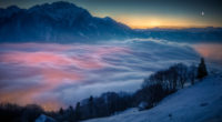 landscape mist snow mountains trees 4k 1540140129 200x110 - Landscape Mist Snow Mountains Trees 4k - trees wallpapers, snow wallpapers, nature wallpapers, mountains wallpapers, landscape wallpapers, hd-wallpapers, 4k-wallpapers