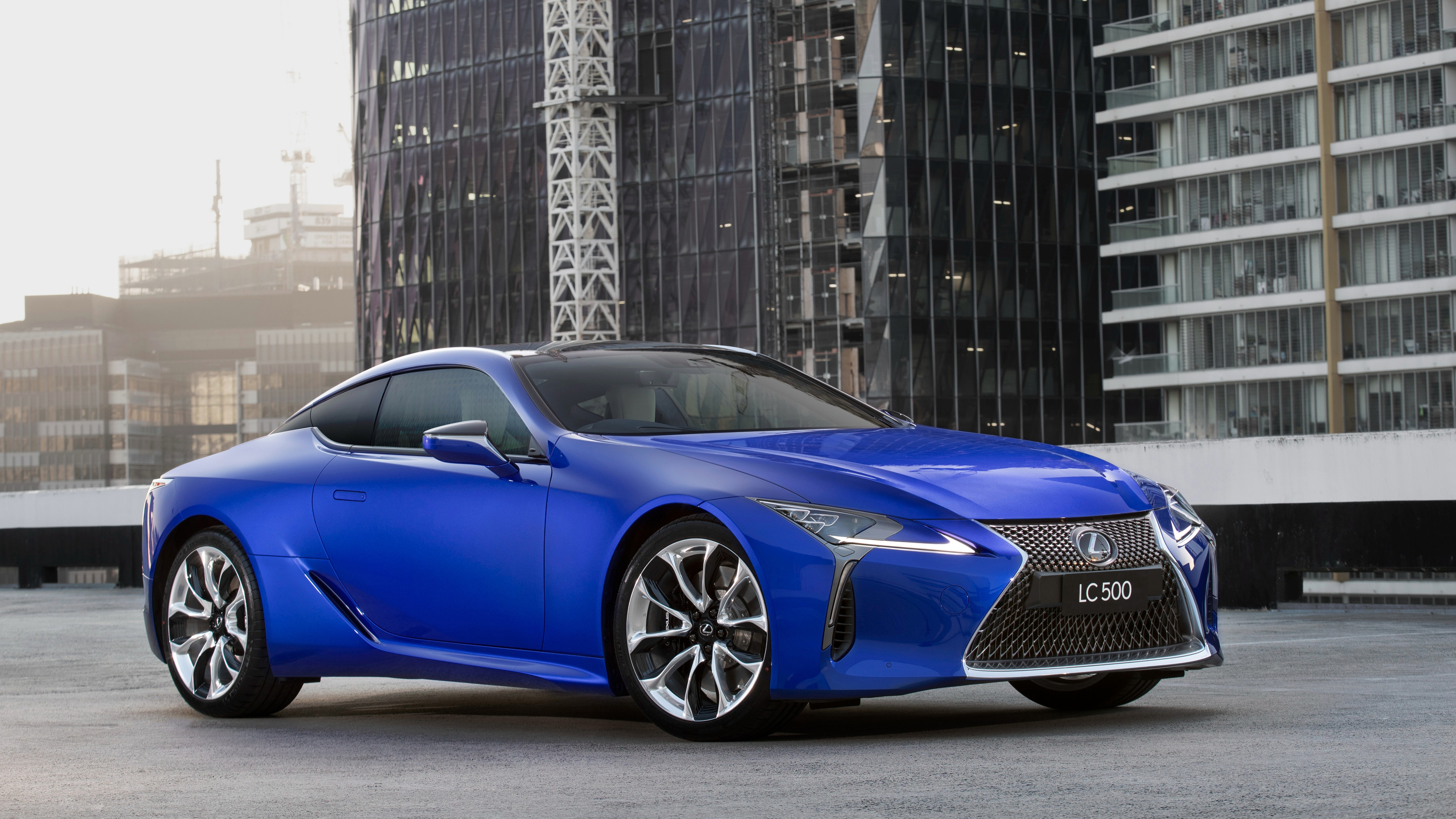 Wallpaper 4k Lexus Lc 500 Limited Edition 2018 Front 2018