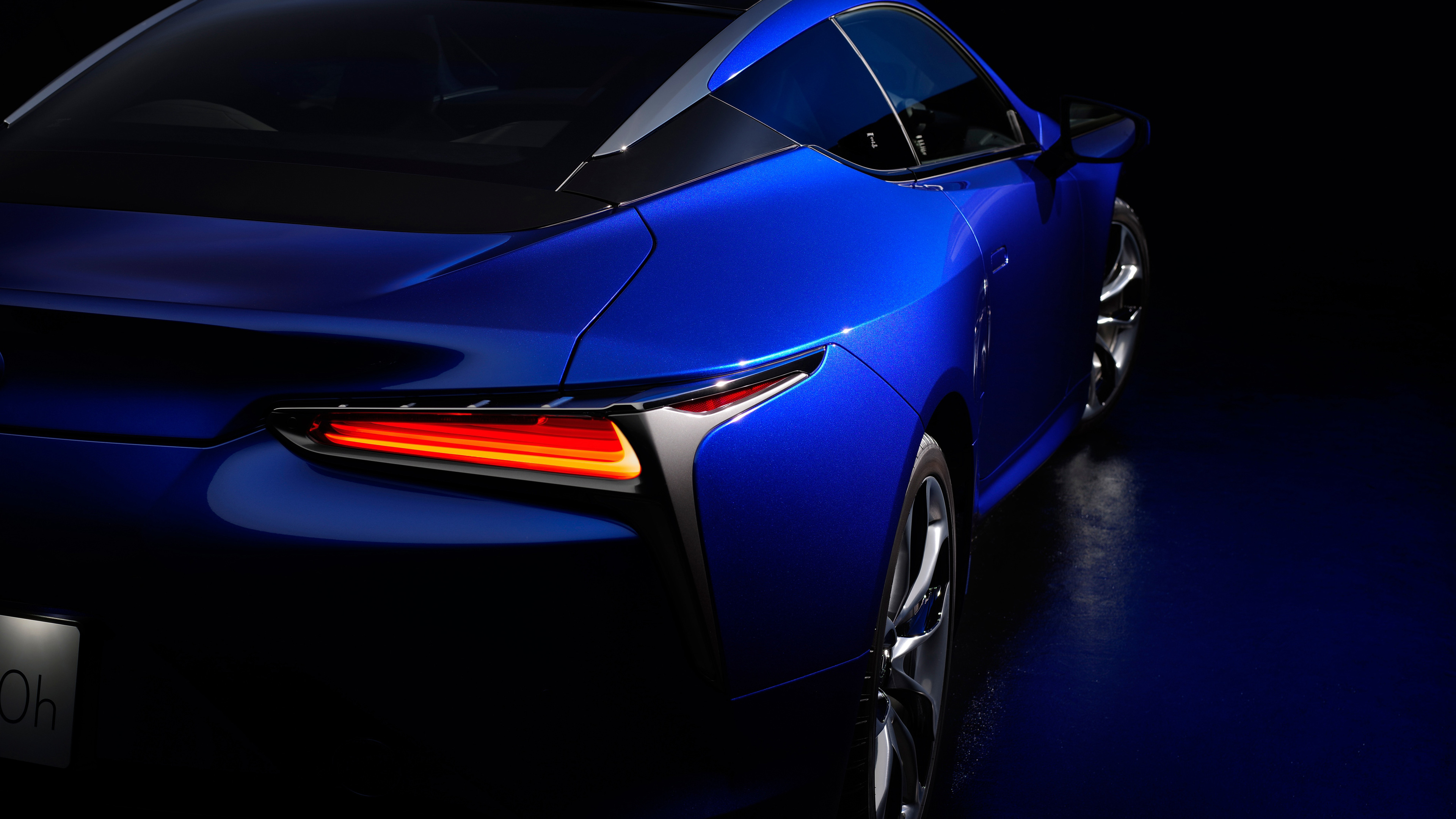 lexus lc 500h structural blue 2018 rear 1539110733 - Lexus LC 500h Structural Blue 2018 Rear - lexus wallpapers, lexus lc 500 wallpapers, hd-wallpapers, 4k-wallpapers, 2018 cars wallpapers