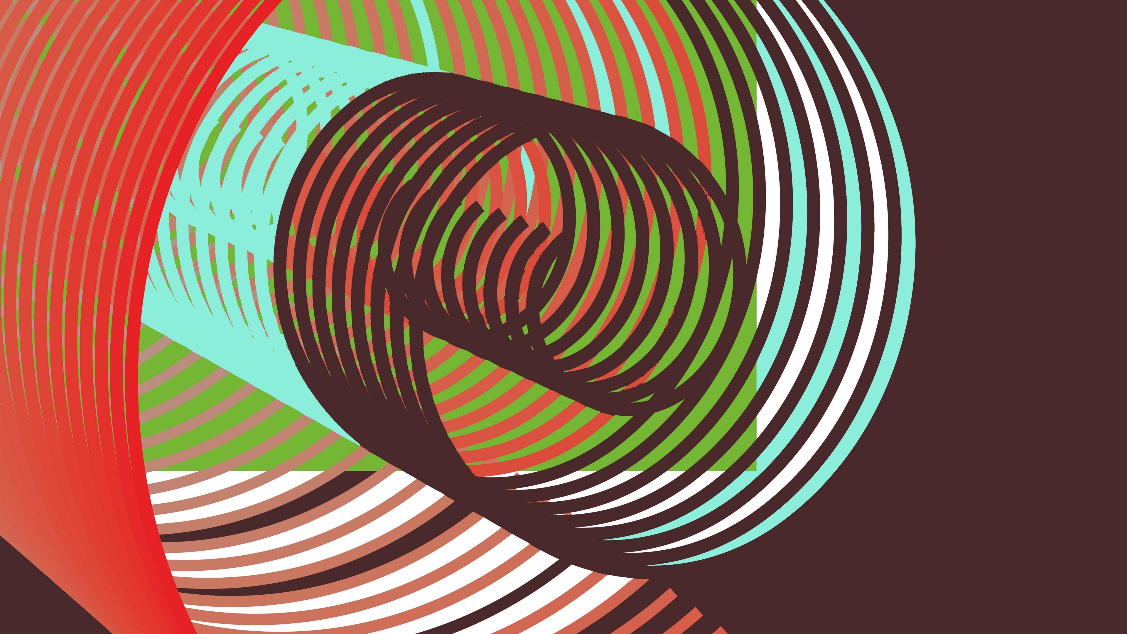 line rotation illusion colorful 4k 1539370439 - line, rotation, illusion, colorful 4k - rotation, Line, Illusion
