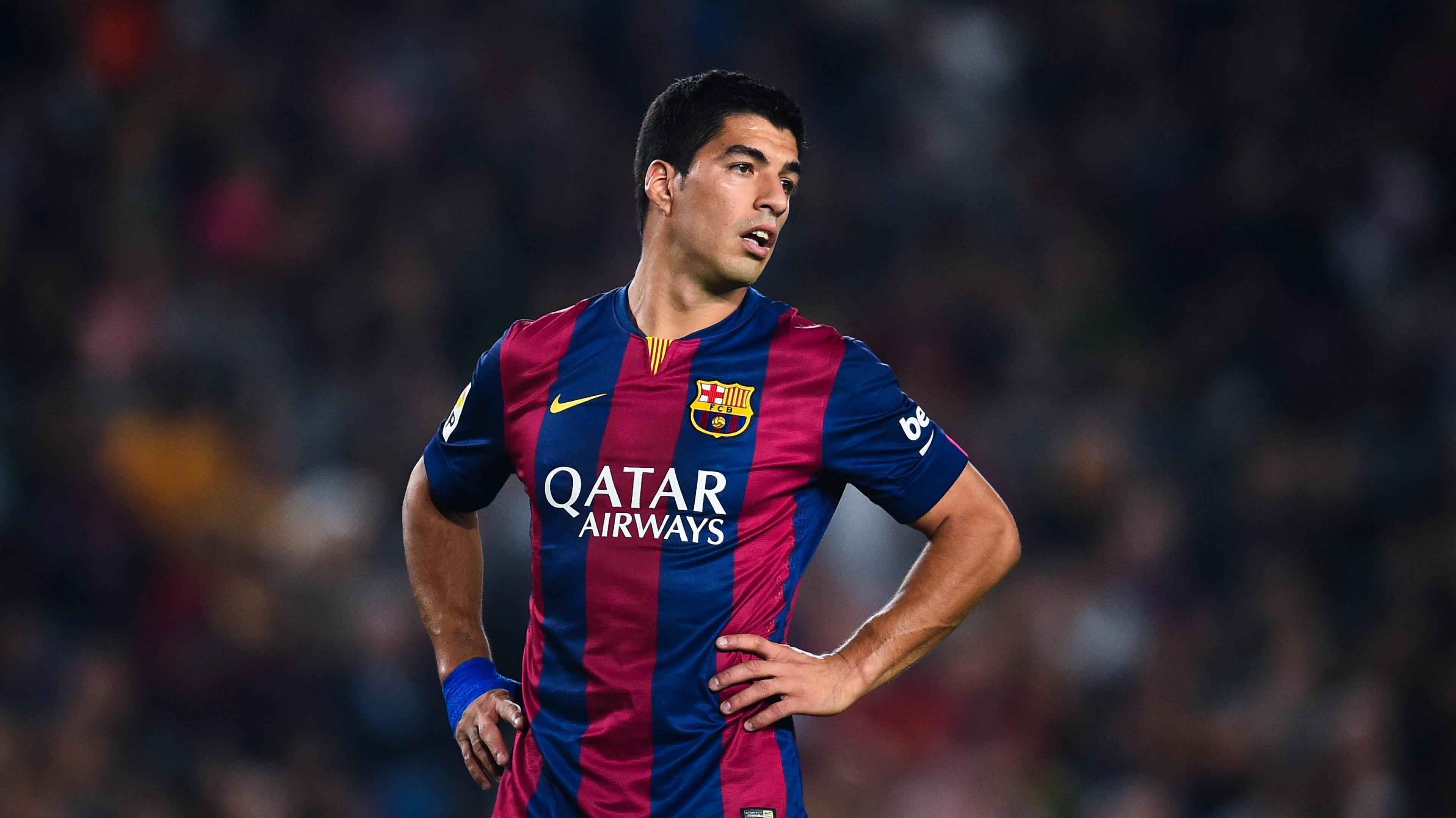 luis suarez striker barcelona soccer 4k 1540063501 - luis suarez, striker, barcelona, soccer 4k - striker, luis suarez, Barcelona