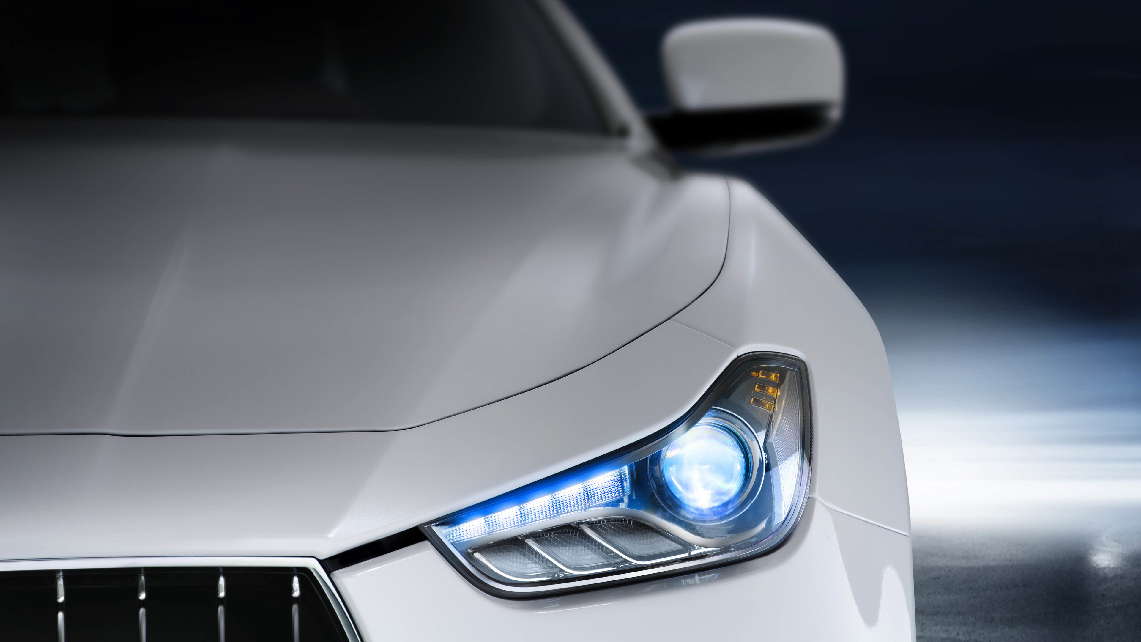 maserati headlights 1539104502 - Maserati Headlights - lights wallpapers, cars wallpapers