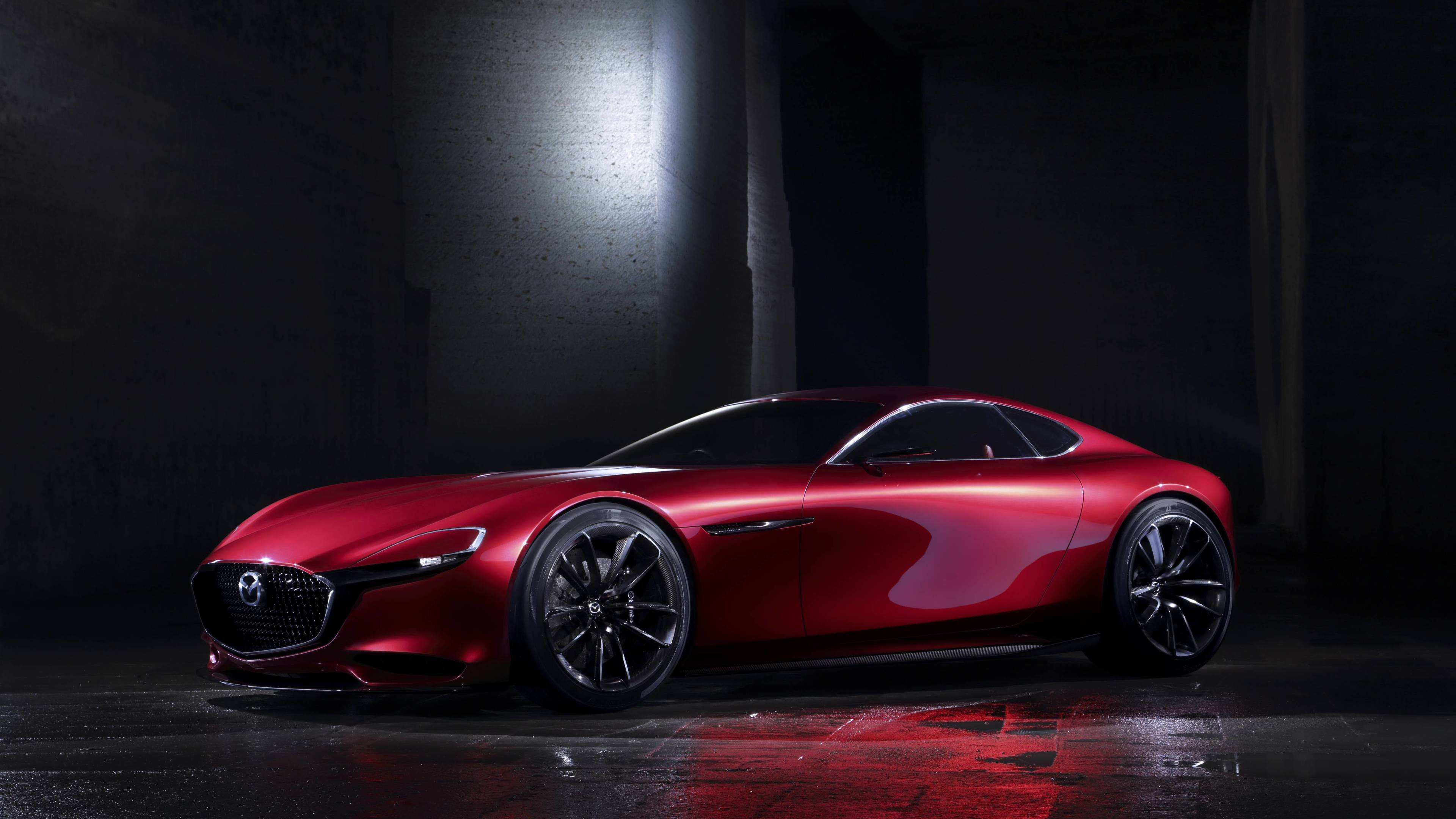 mazda rx vision 1539104959 - Mazda RX Vision - mazda wallpapers, hd-wallpapers, concept wallpapers, cars wallpapers, 4k-wallpapers, 2017 cars wallpapers