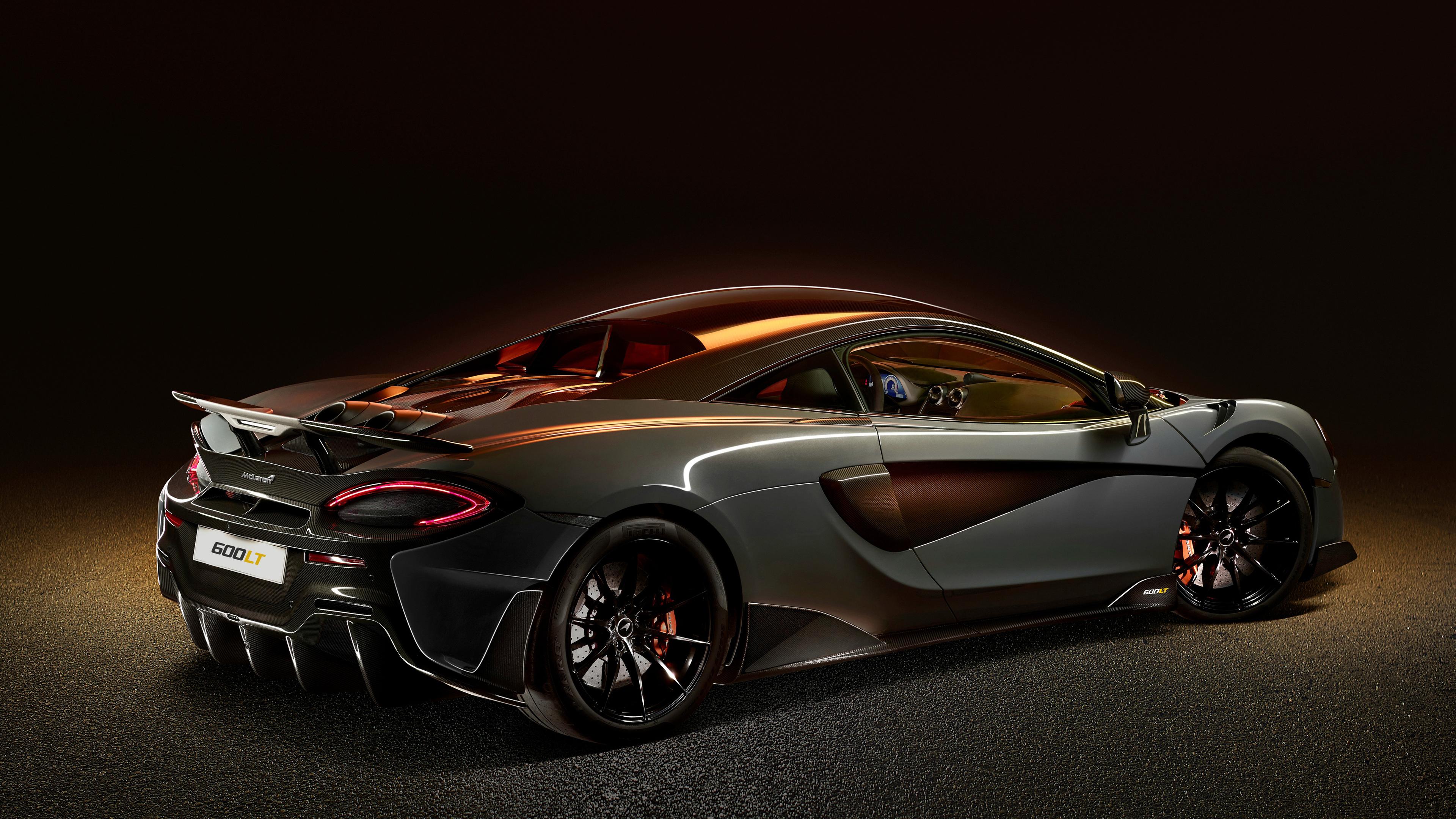 mclaren 600lt 2018 rear view 1539112059 - McLaren 600LT 2018 Rear View - mclaren wallpapers, mclaren 600lt wallpapers, hd-wallpapers, cars wallpapers, 4k-wallpapers, 2018 cars wallpapers