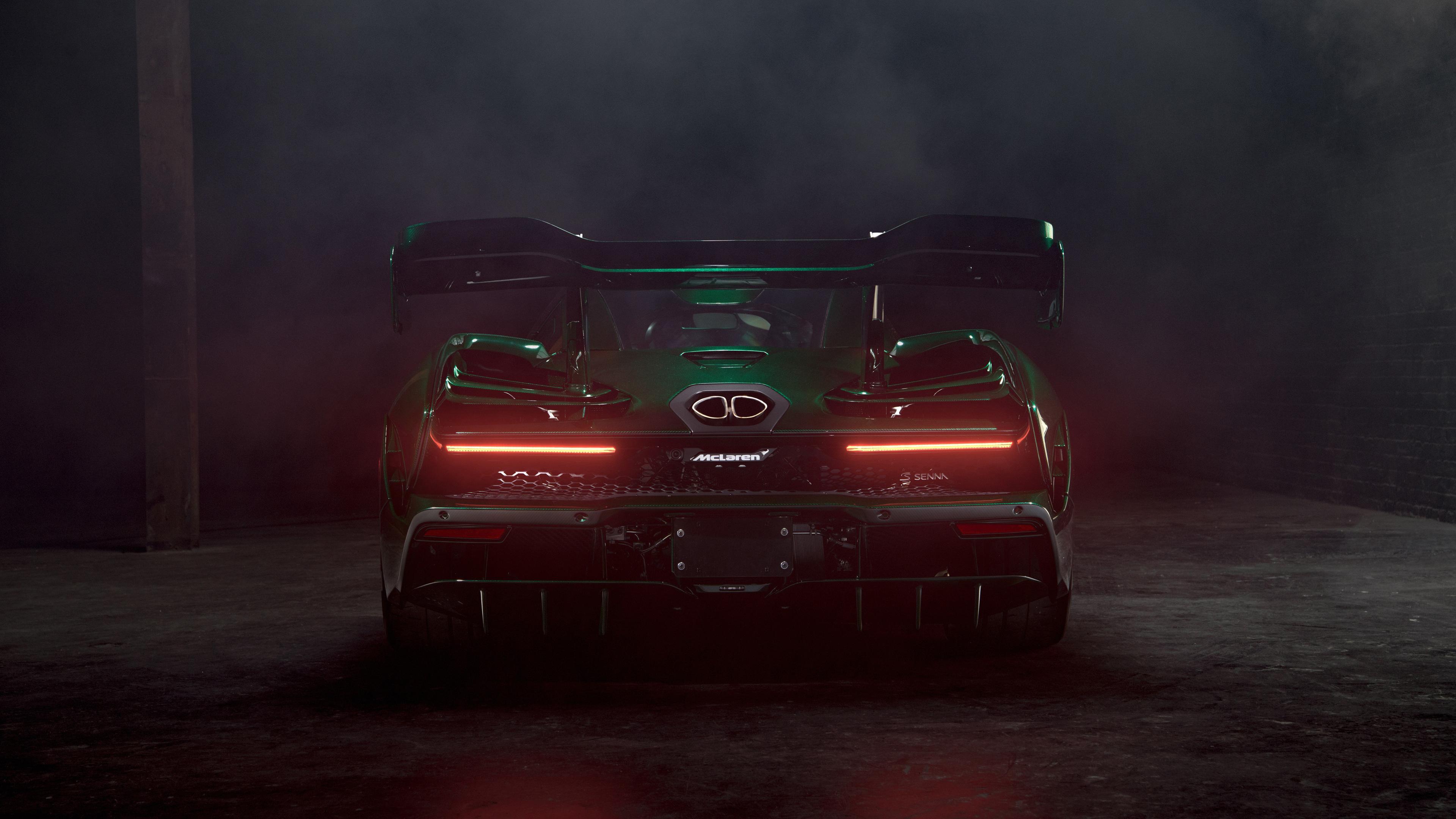 mclaren mso senna 2018 rear 1539112589 - McLaren MSO Senna 2018 Rear - mclaren wallpapers, mclaren senna wallpapers, hd-wallpapers, cars wallpapers, 4k-wallpapers, 2018 cars wallpapers