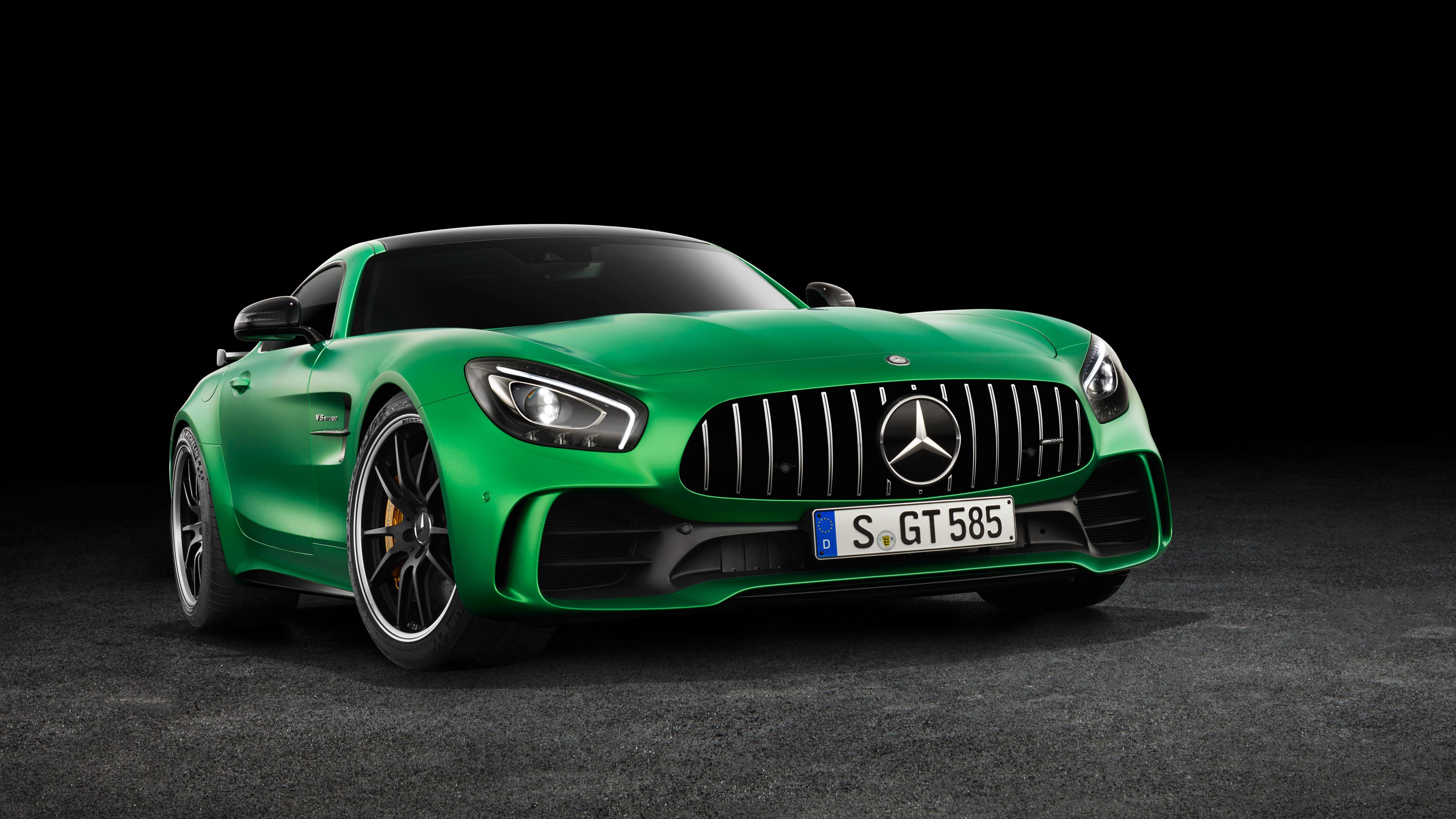 mercedes amg gt green 1539104614 - Mercedes AMG GT Green - mercedes wallpapers, mercedes benz wallpapers, cars wallpapers, amg wallpapers