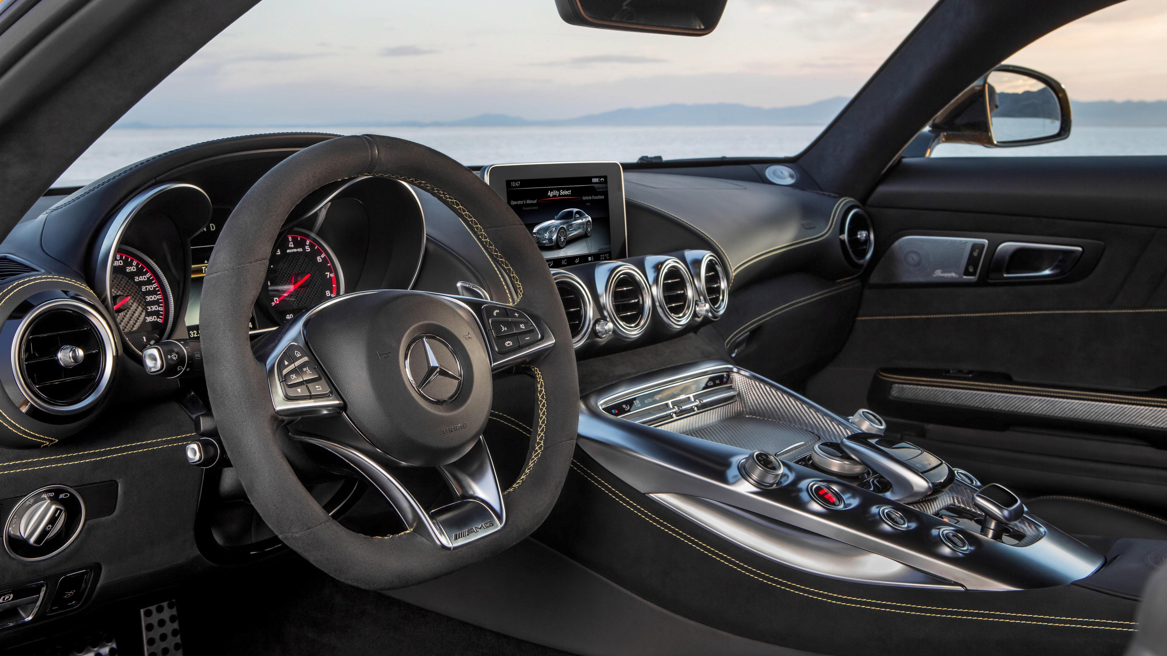 mercedes amg gt s 2017 interior 1539108916 - Mercedes AMG GT S 2017 Interior - mercedes wallpapers, mercedes amg wallpapers, interior wallpapers, hd-wallpapers, cars wallpapers, 4k-wallpapers, 2017 cars wallpapers