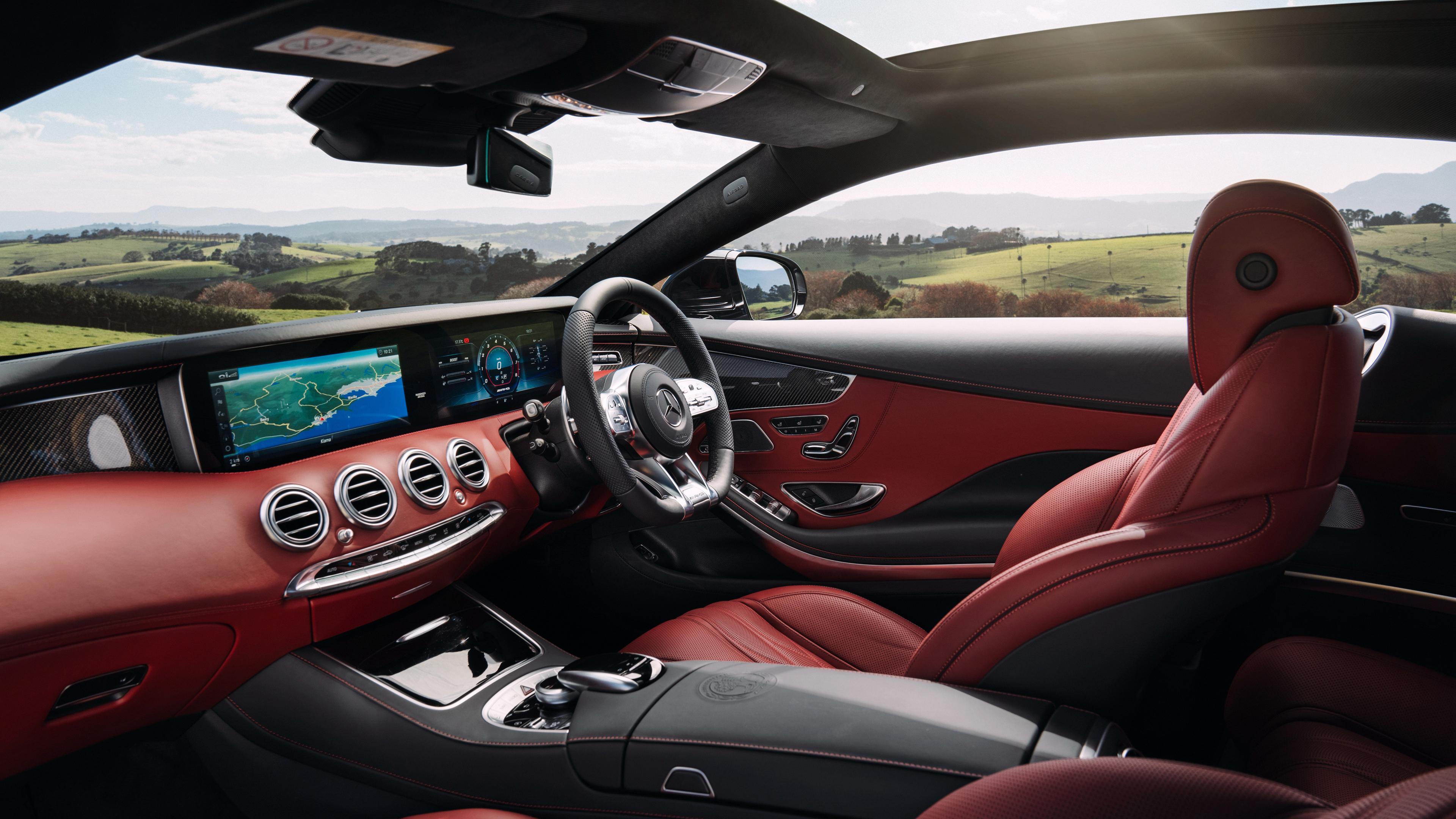 mercedes amg s63 2018 interior 1539114397 - Mercedes AMG S63 2018 Interior - mercedes wallpapers, mercedes s class wallpapers, mercedes benz wallpapers, interior wallpapers, hd-wallpapers, cars wallpapers, 4k-wallpapers, 2018 cars wallpapers