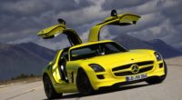 mercedes benz yellow sls amg e cell coupe 4k 1538934999 200x110 - mercedes-benz, yellow, sls, amg, e-cell, coupe 4k - yellow, SLS, mercedes-benz
