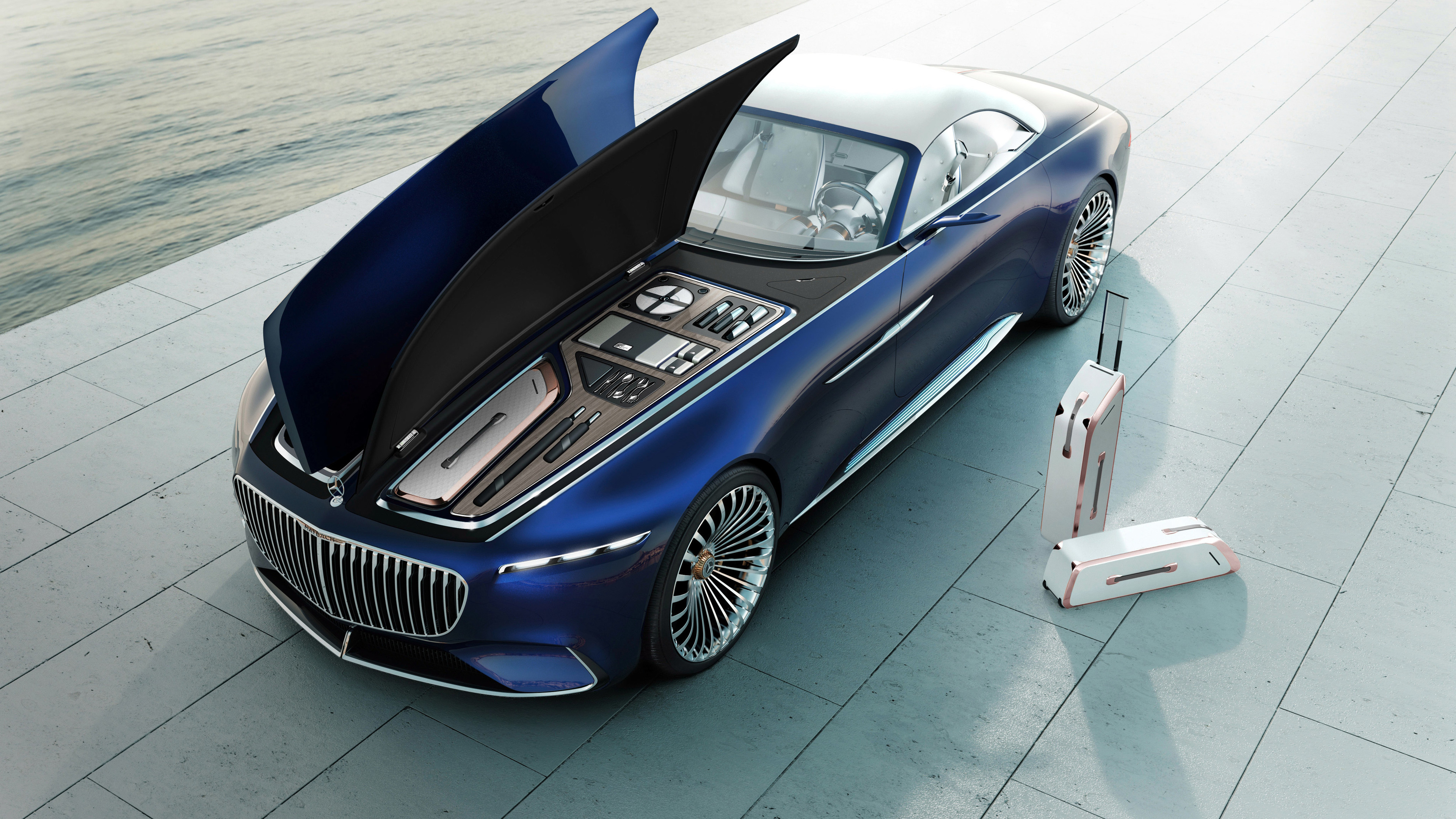 mercedes maybach 6 cabriolet 2017 1539106099 - Mercedes Maybach 6 Cabriolet 2017 - mercedes wallpapers, mercedes maybach wallpapers, hd-wallpapers, electric cars wallpapers, concept cars wallpapers, cars wallpapers, 4k-wallpapers, 2017 cars wallpapers