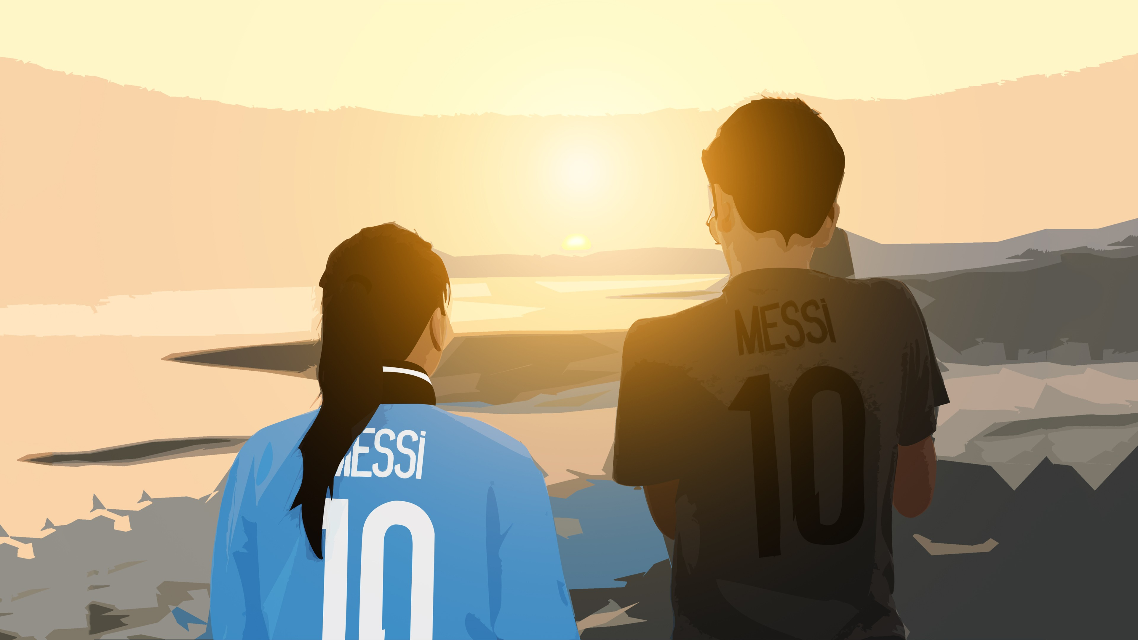messi digital art 1538786733 - Messi Digital Art - sports wallpapers, Lionel Messi wallpapers, leo messi wallpapers, football wallpapers, fcb wallpapers, fc barcelona wallpapers