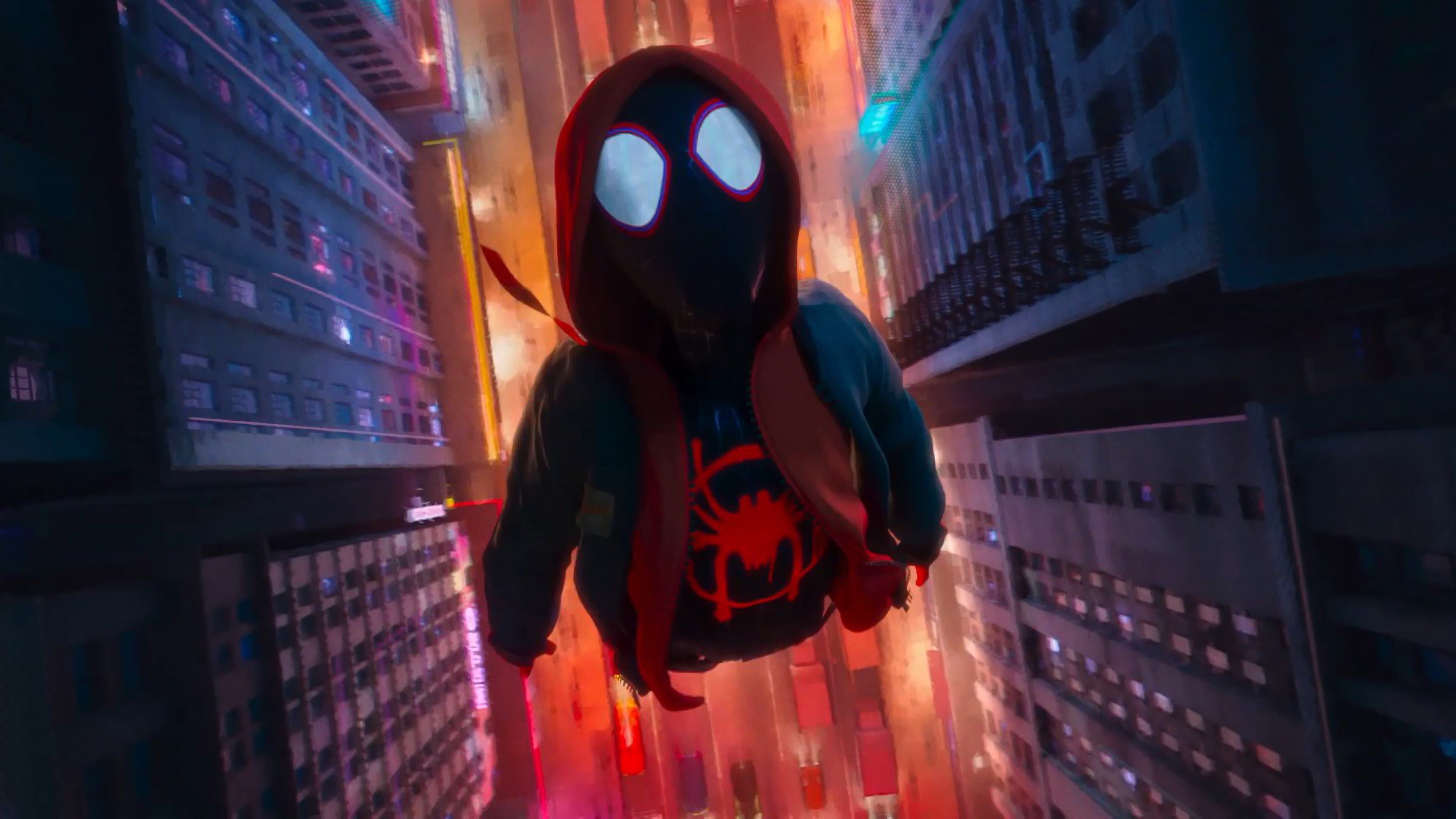 miles morales in spider man into the spider verse movie 2018 1540747681 - Miles Morales In Spider Man Into The Spider Verse Movie 2018 - spiderman wallpapers, spiderman into the spider verse wallpapers, movies wallpapers, hd-wallpapers, animated movies wallpapers, 4k-wallpapers, 2018-movies-wallpapers