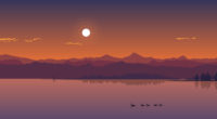 minimal lake sunset 4k 1540132123 200x110 - Minimal Lake Sunset 4k - sunset wallpapers, nature wallpapers, minimalism wallpapers, lake wallpapers