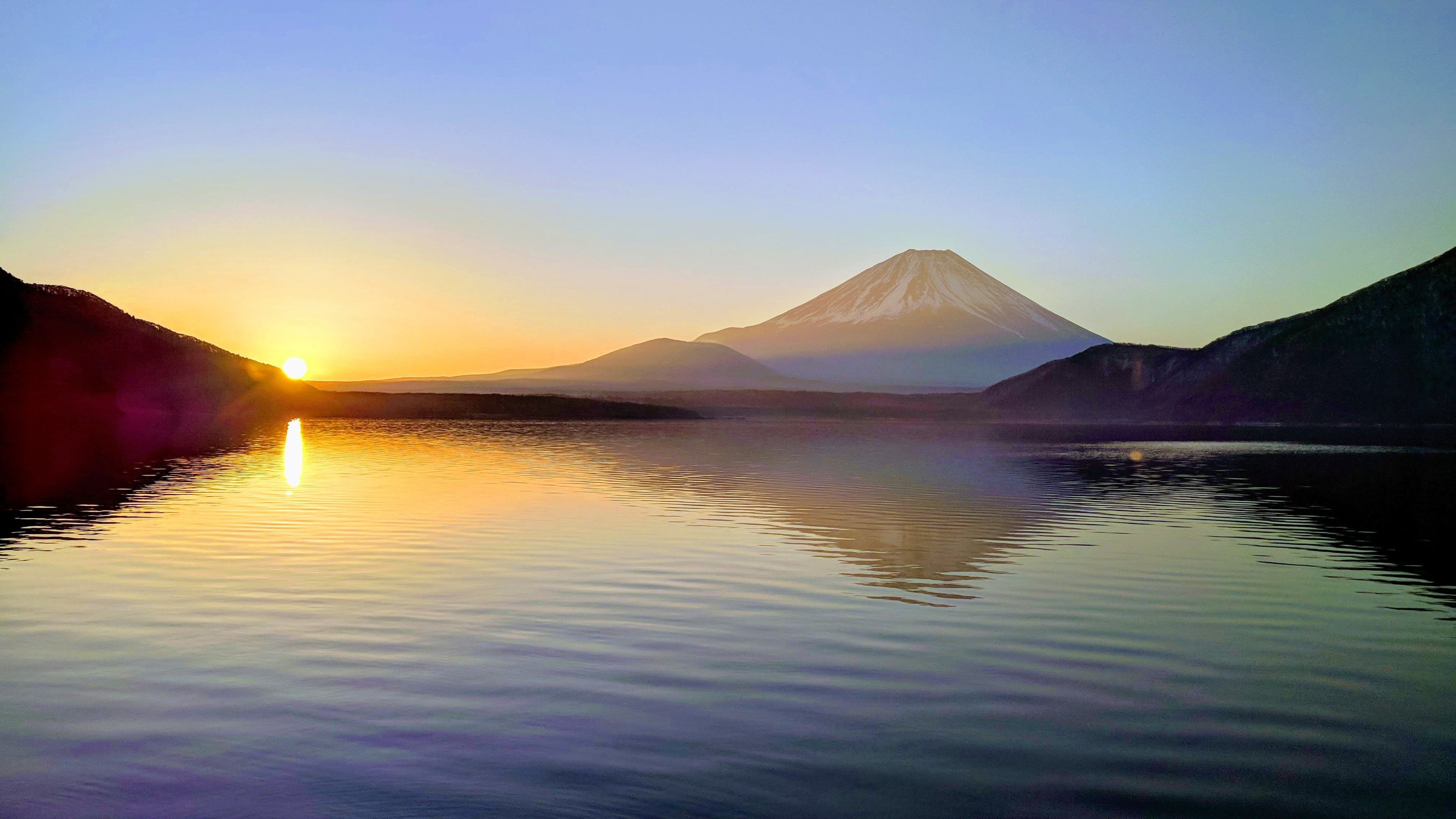 Wallpaper 4k Mount Fuji 4k 4k Wallpapers Hd Wallpapers