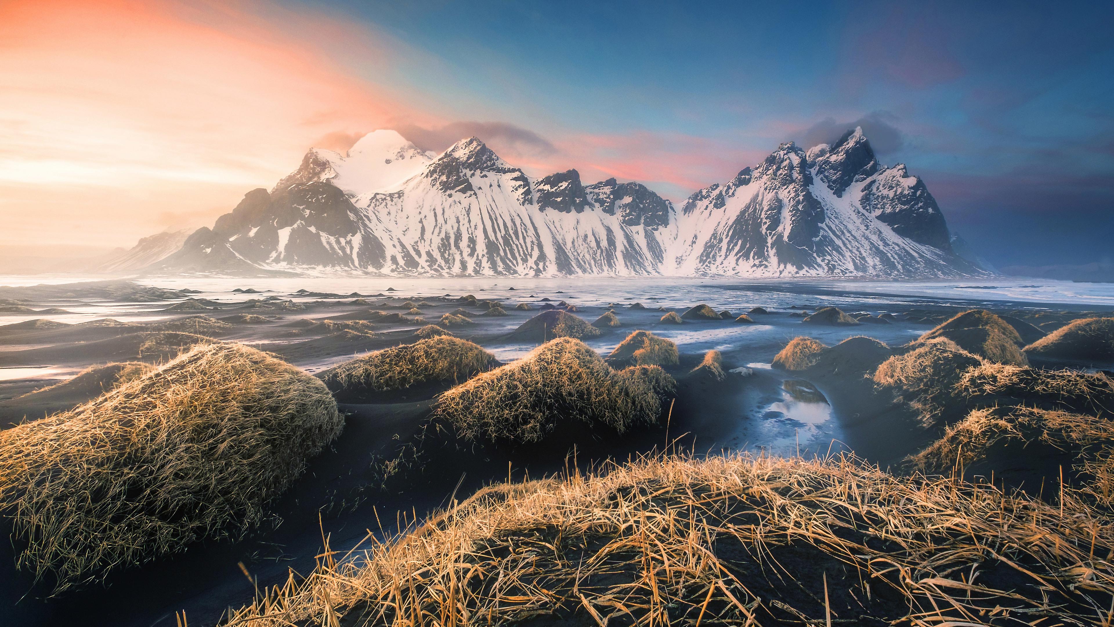 mountains iceland 4k 1540134326 - Mountains Iceland 4k - nature wallpapers, mountains wallpapers, island wallpapers, hd-wallpapers, 4k-wallpapers