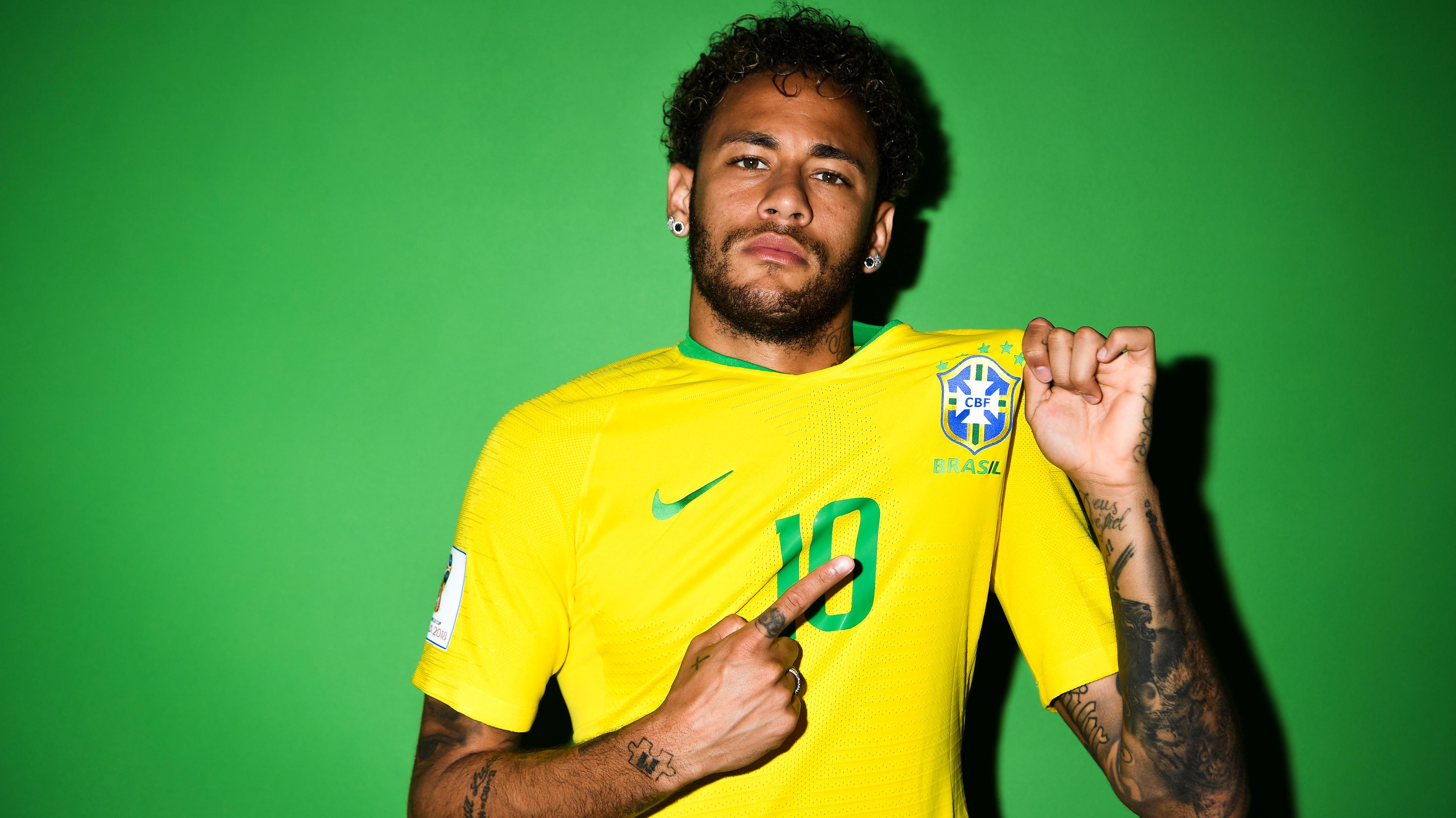 neymar jr brazil portraits 1538786894 - Neymar Jr Brazil Portraits - sports wallpapers, neymar wallpapers, neymar jr wallpapers, male celebrities wallpapers, hd-wallpapers, football wallpapers, fifa world cup russia wallpapers, boys wallpapers, 5k wallpapers, 4k-wallpapers