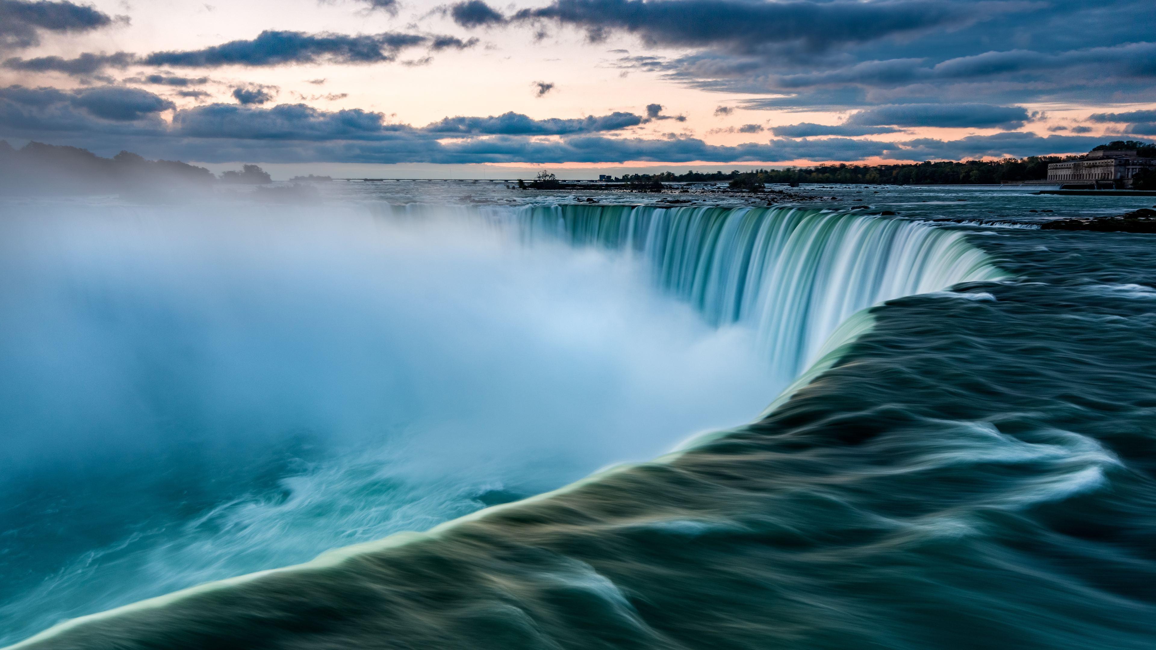 Wallpaper 4k Niagara Falls 4k 4k Wallpapers 5k Wallpapers