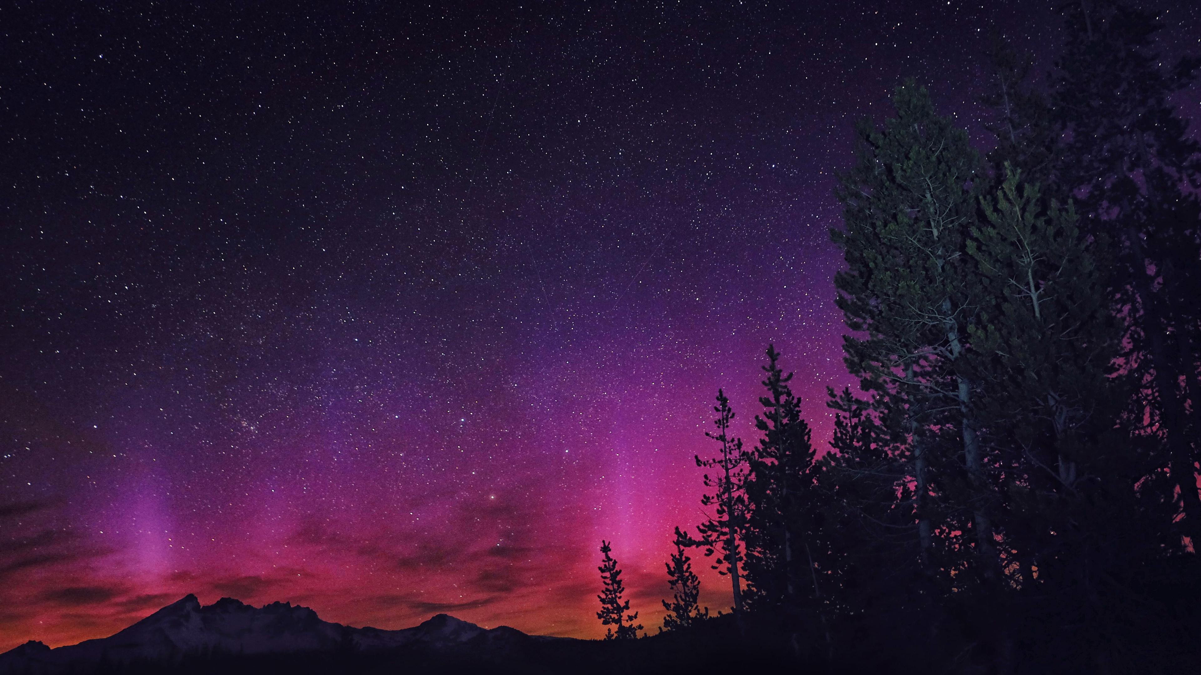 northern lights 4k 1540132880 - Northern Lights 4k - stars wallpapers, sky wallpapers, photography wallpapers, northern lights wallpapers, nature wallpapers, hd-wallpapers, 4k-wallpapers