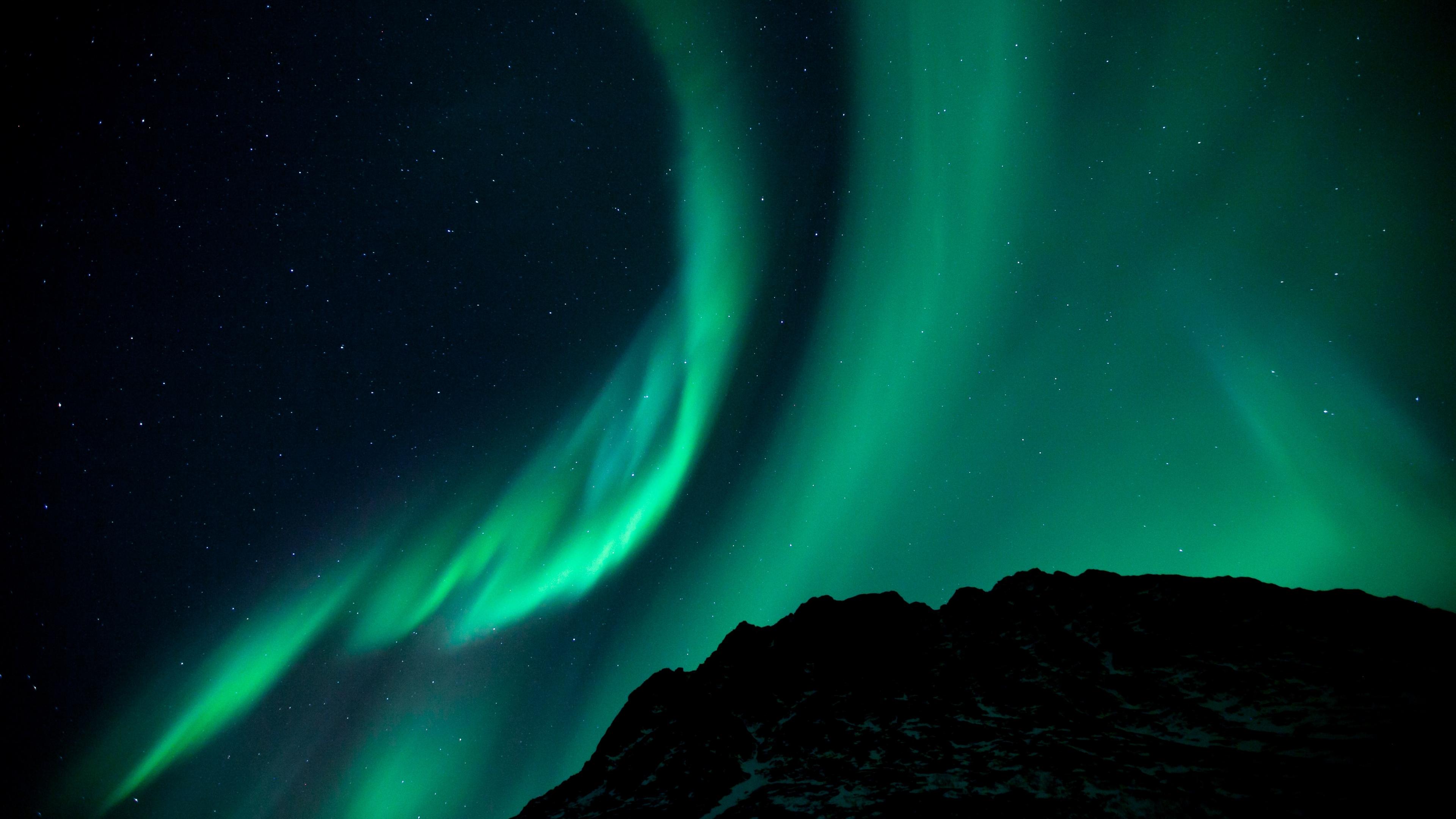 northern lights night night sky phenomenon 4k 1539370561 - northern lights, night, night sky, phenomenon 4k - northern lights, night sky, Night