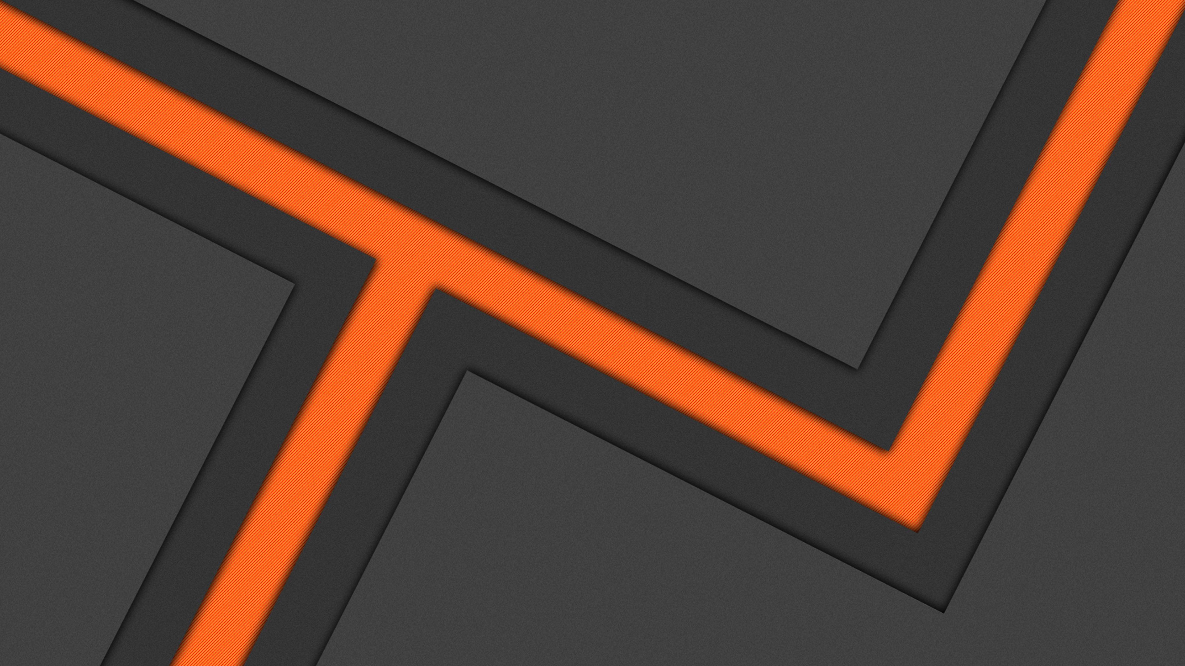 orange burning dark shape abstract 5k 1539371553