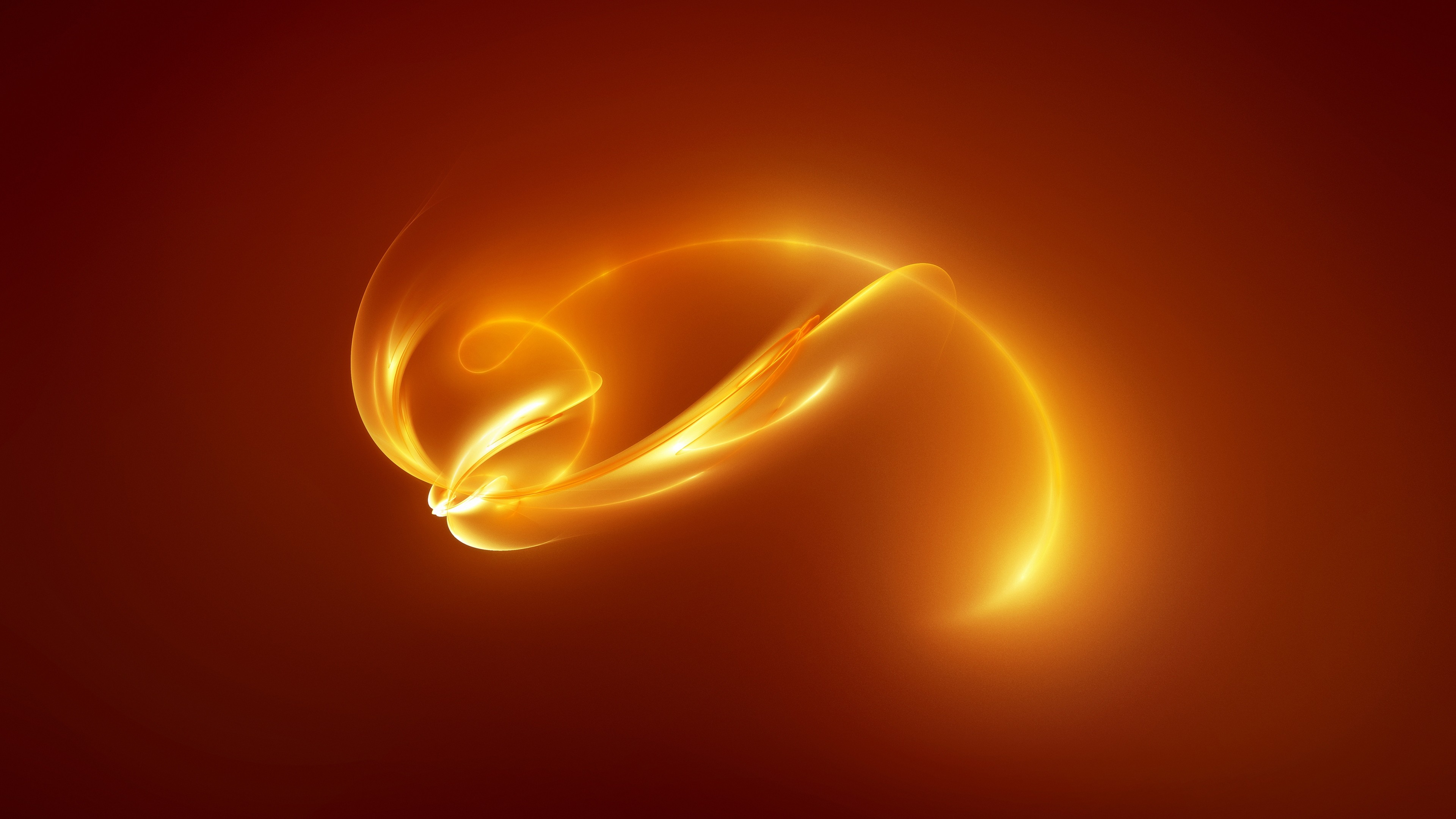 orange light abstract 1539371192 - Orange Light Abstract - orange wallpapers, hd-wallpapers, digital art wallpapers, artwork wallpapers, artist wallpapers, abstract wallpapers, 4k-wallpapers
