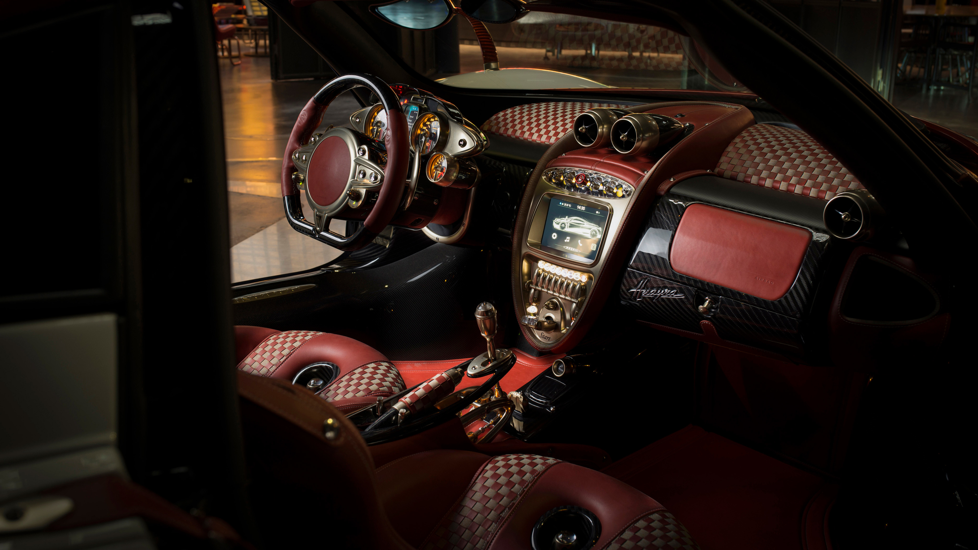 pagani huayra lampo 2018 interior 1539108943 - Pagani Huayra Lampo 2018 Interior - pagani wallpapers, pagani huayra lampo wallpapers, hd-wallpapers, cars wallpapers, 4k-wallpapers, 2018 cars wallpapers