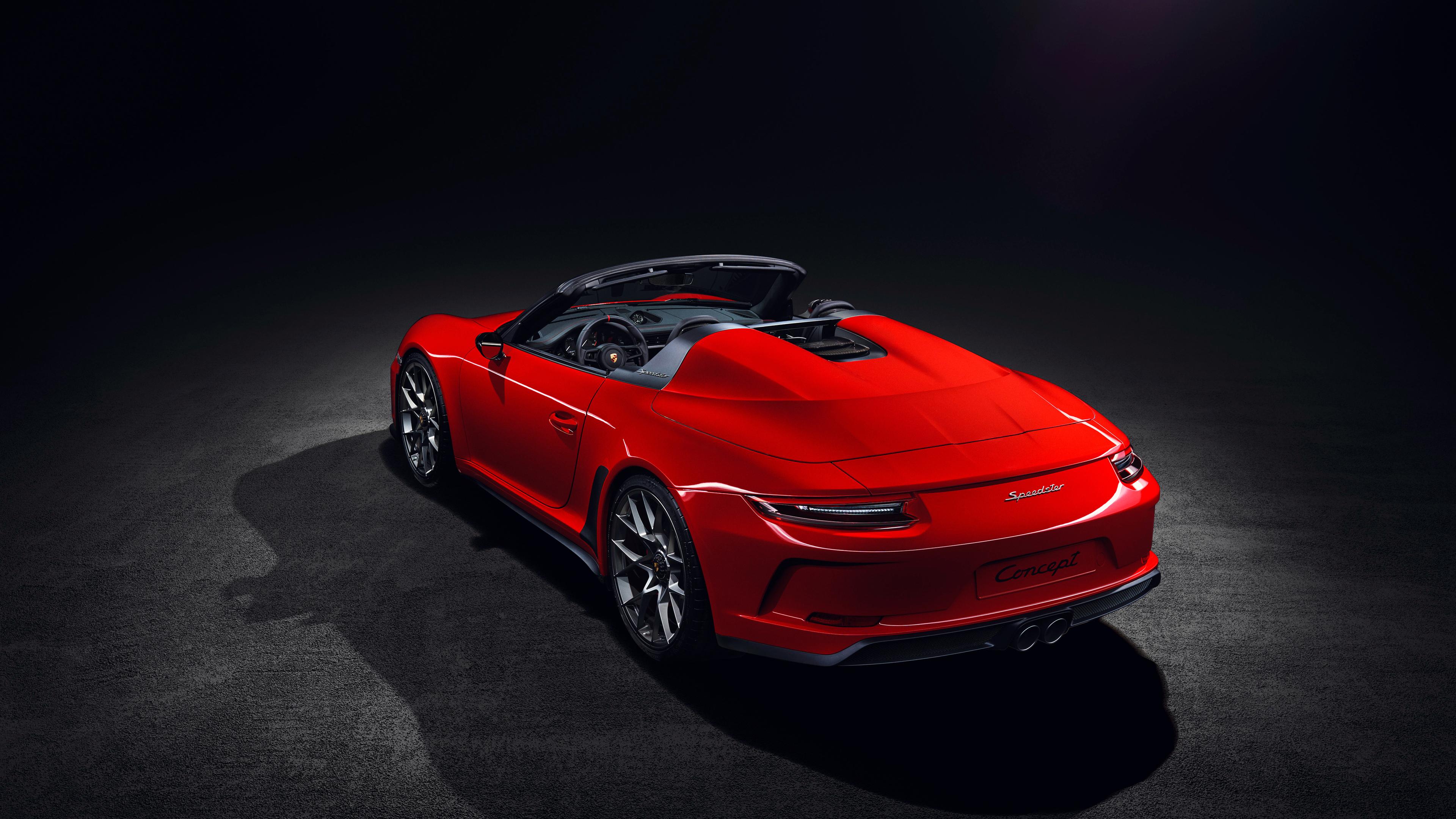 porsche 911 speedster concept ii 2018 rear 1539792821 - Porsche 911 Speedster Concept II 2018 Rear - porsche wallpapers, porsche 911 wallpapers, hd-wallpapers, cars wallpapers, 4k-wallpapers, 2018 cars wallpapers