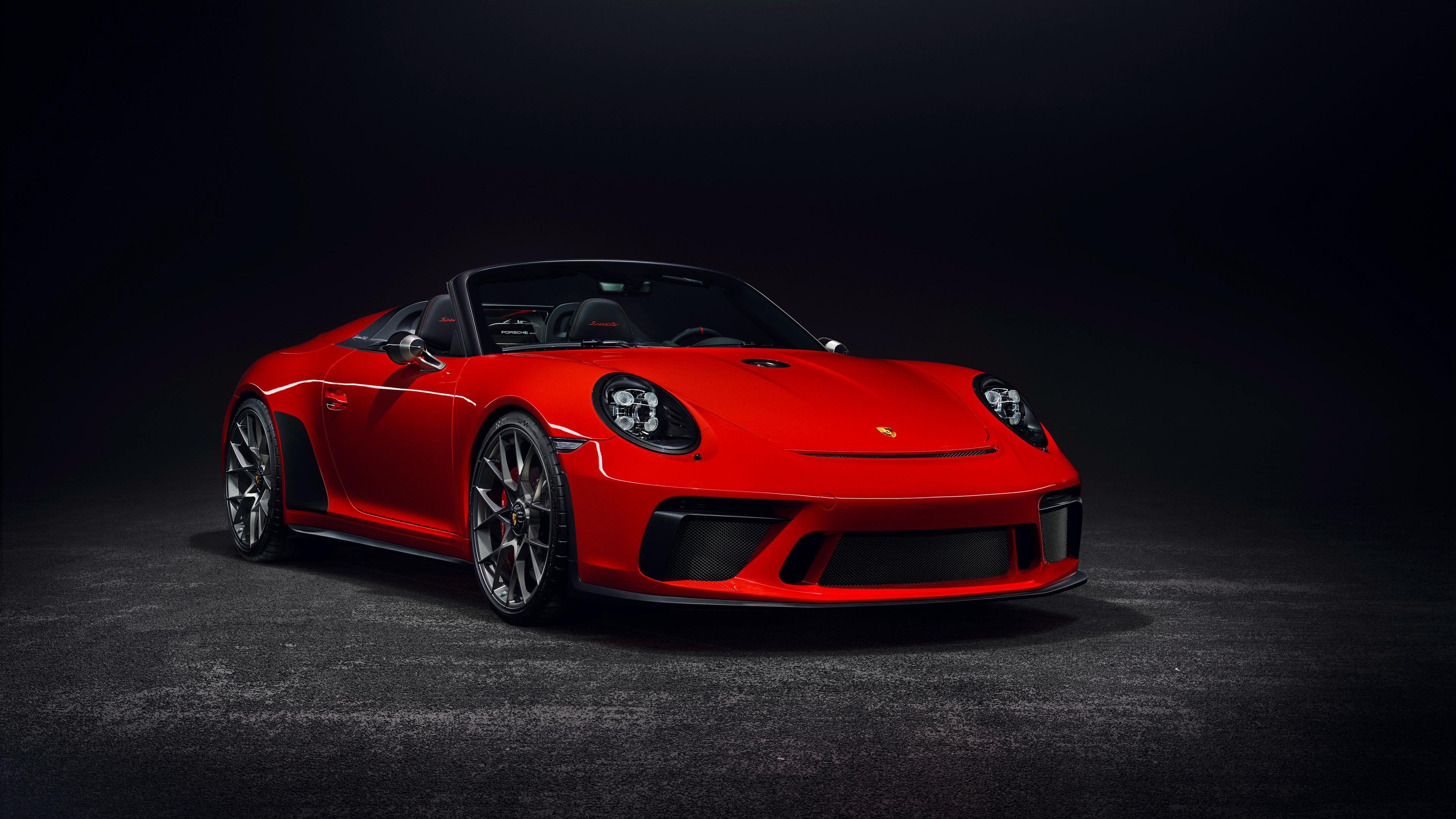 porsche 911 speedster concept ii 2018 1539792823 - Porsche 911 Speedster Concept II 2018 - porsche wallpapers, porsche 911 wallpapers, hd-wallpapers, cars wallpapers, 4k-wallpapers, 2018 cars wallpapers