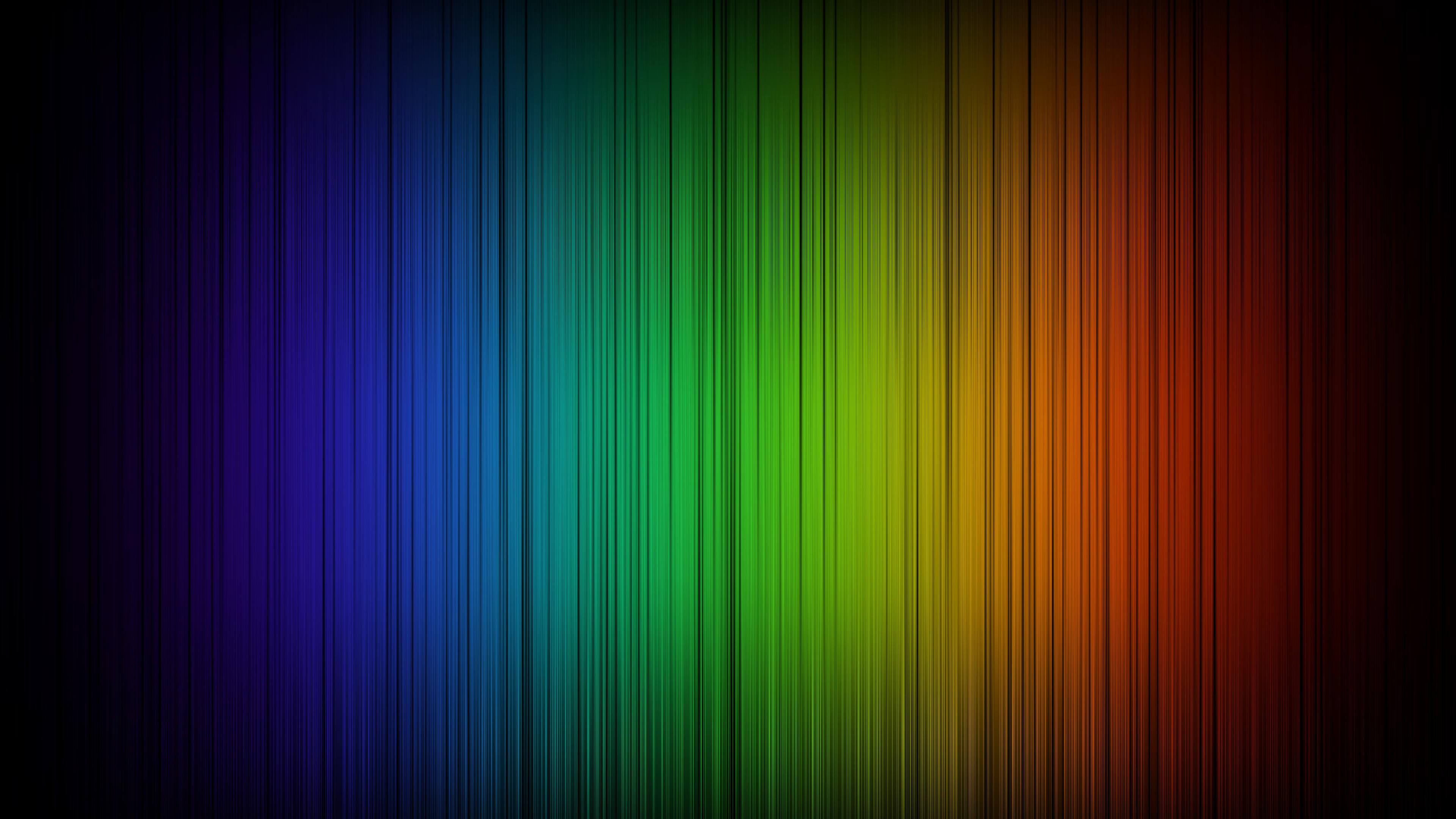 Wallpaper 4k Rainbow Spectrum 4k 4k Wallpapers Abstract Wallpapers