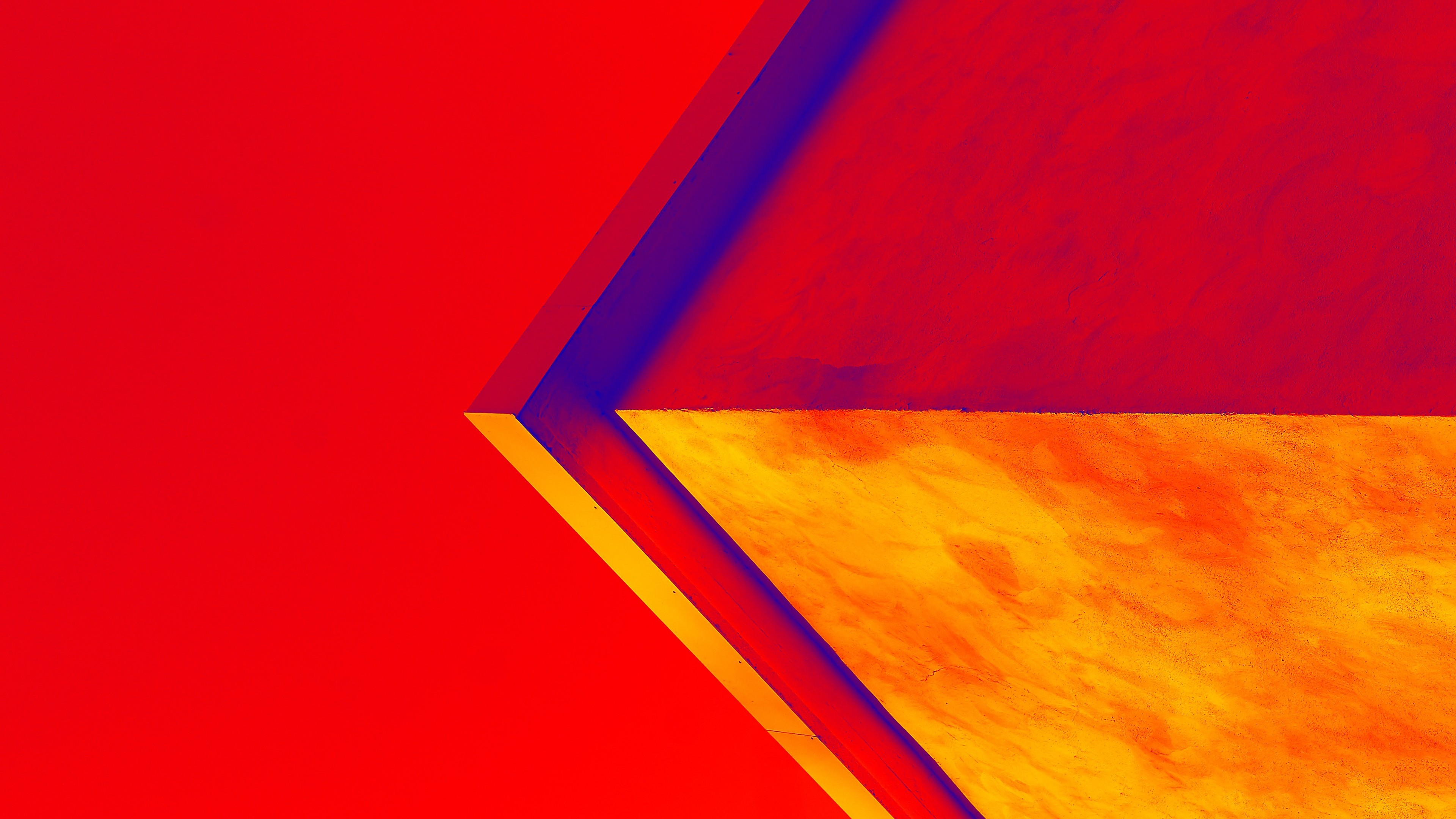 red arrows shapes art 4k 1540748527 - Red Arrows Shapes Art 4k - simple wallpapers, shapes wallpapers, red wallpapers, digital art wallpapers, artist wallpapers, art wallpapers
