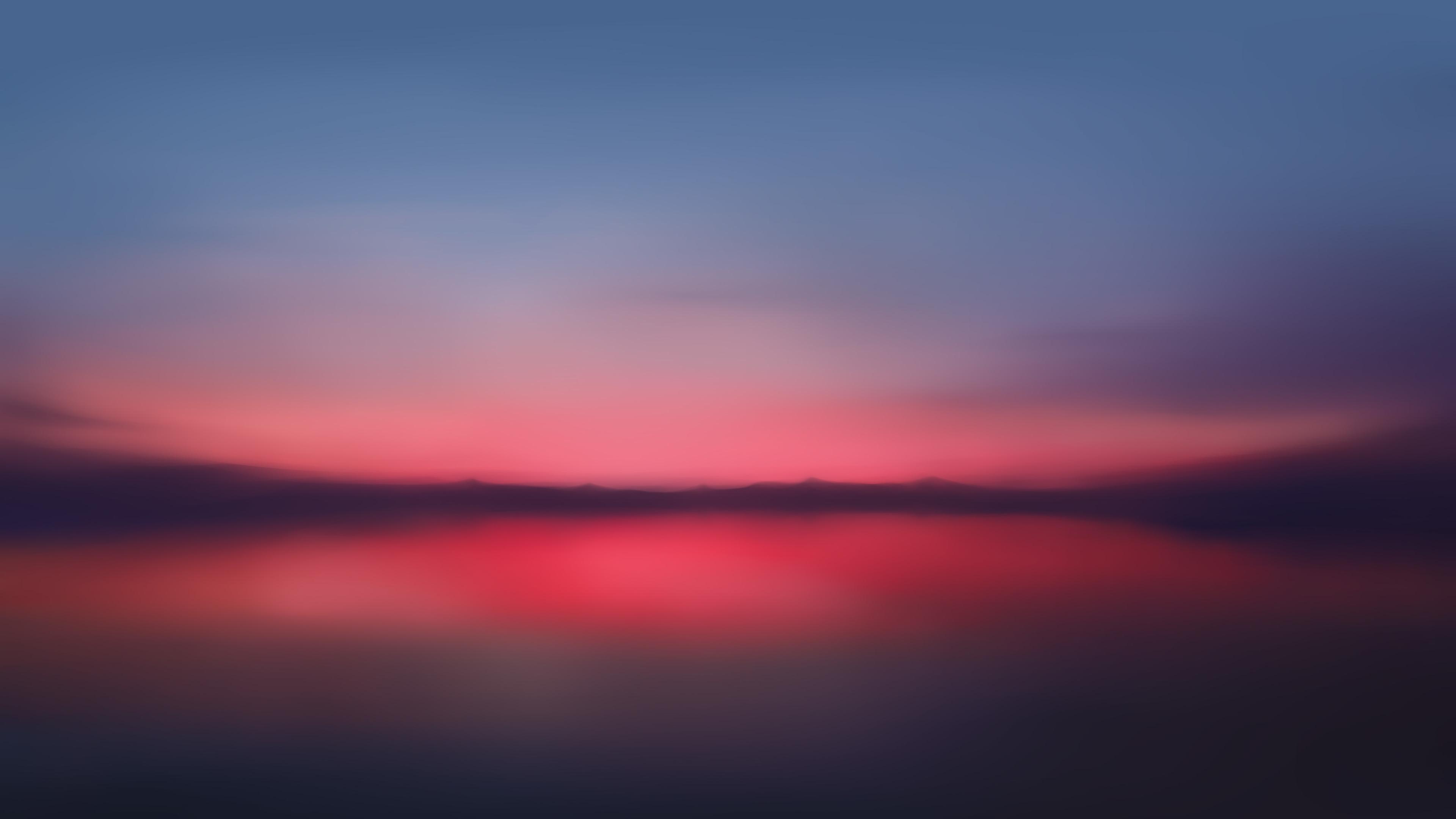 red sunset blur minimalist 5k 1540754983 - Red Sunset Blur Minimalist 5k - minimalist wallpapers, minimalism wallpapers, hd-wallpapers, digital art wallpapers, blur wallpapers, artwork wallpapers, artist wallpapers, 5k wallpapers, 4k-wallpapers