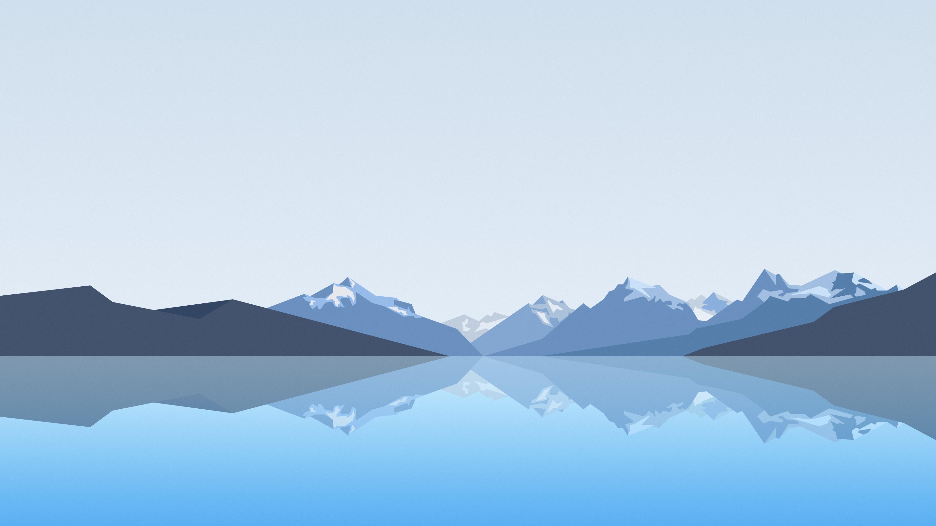 reflection lake landscape mountains 4k 1540755587 - Reflection Lake Landscape Mountains 4k - reflection wallpapers, mountains wallpapers, landscape wallpapers, lake wallpapers, hd-wallpapers, digital art wallpapers, deviantart wallpapers, artwork wallpapers, artist wallpapers, 4k-wallpapers