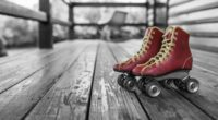 rollers skates retro red 4k 1540062650 200x110 - rollers, skates, retro, red 4k - Skates, rollers, Retro