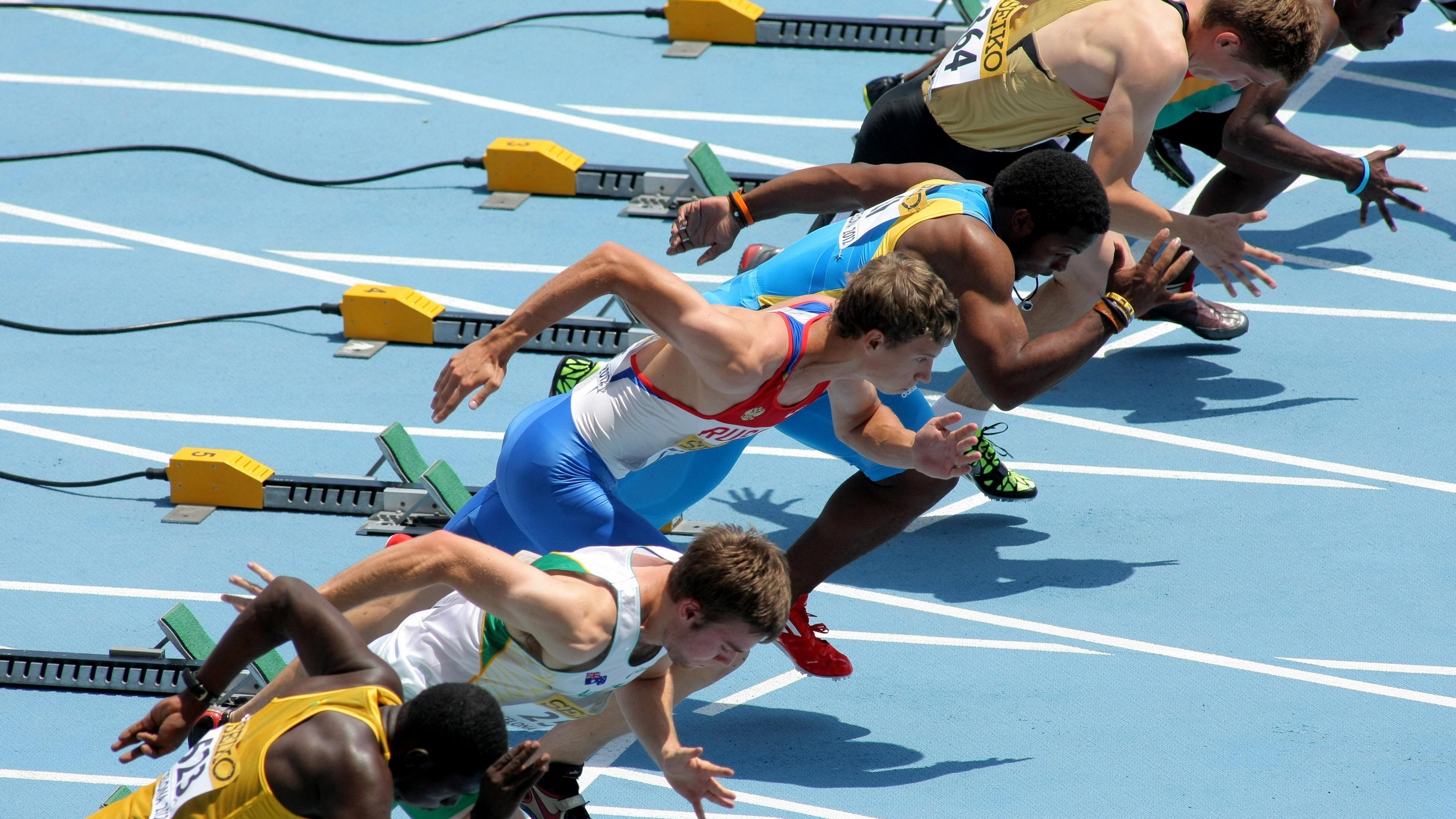 runners moment start 4k 1540062140 - runners, moment, start 4k - start, runners, Moment