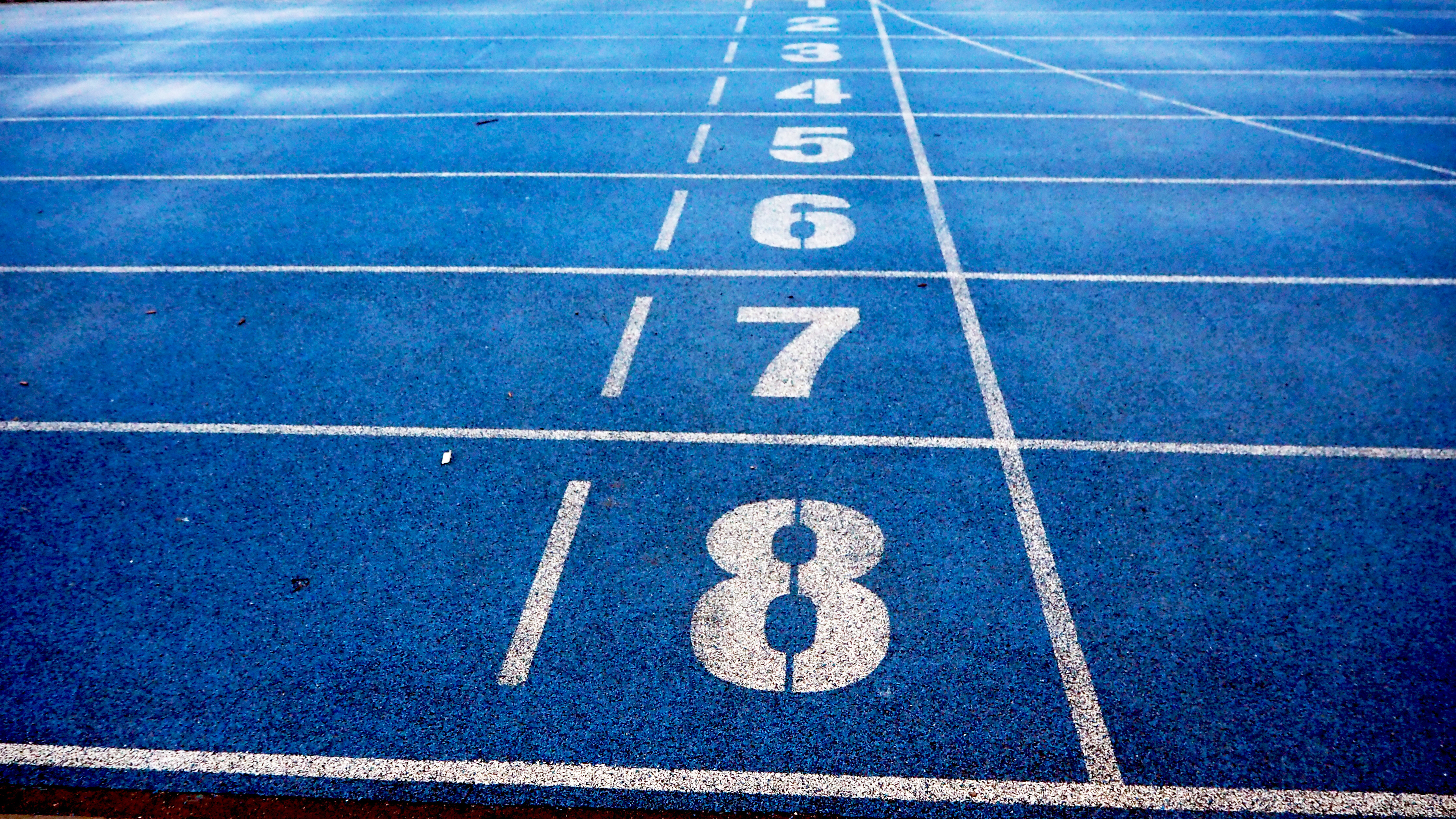 running track numbers 1538786826 - Running Track Numbers - track wallpapers, sports wallpapers, running wallpapers, running track wallpapers, hd-wallpapers, blue wallpapers, 4k-wallpapers