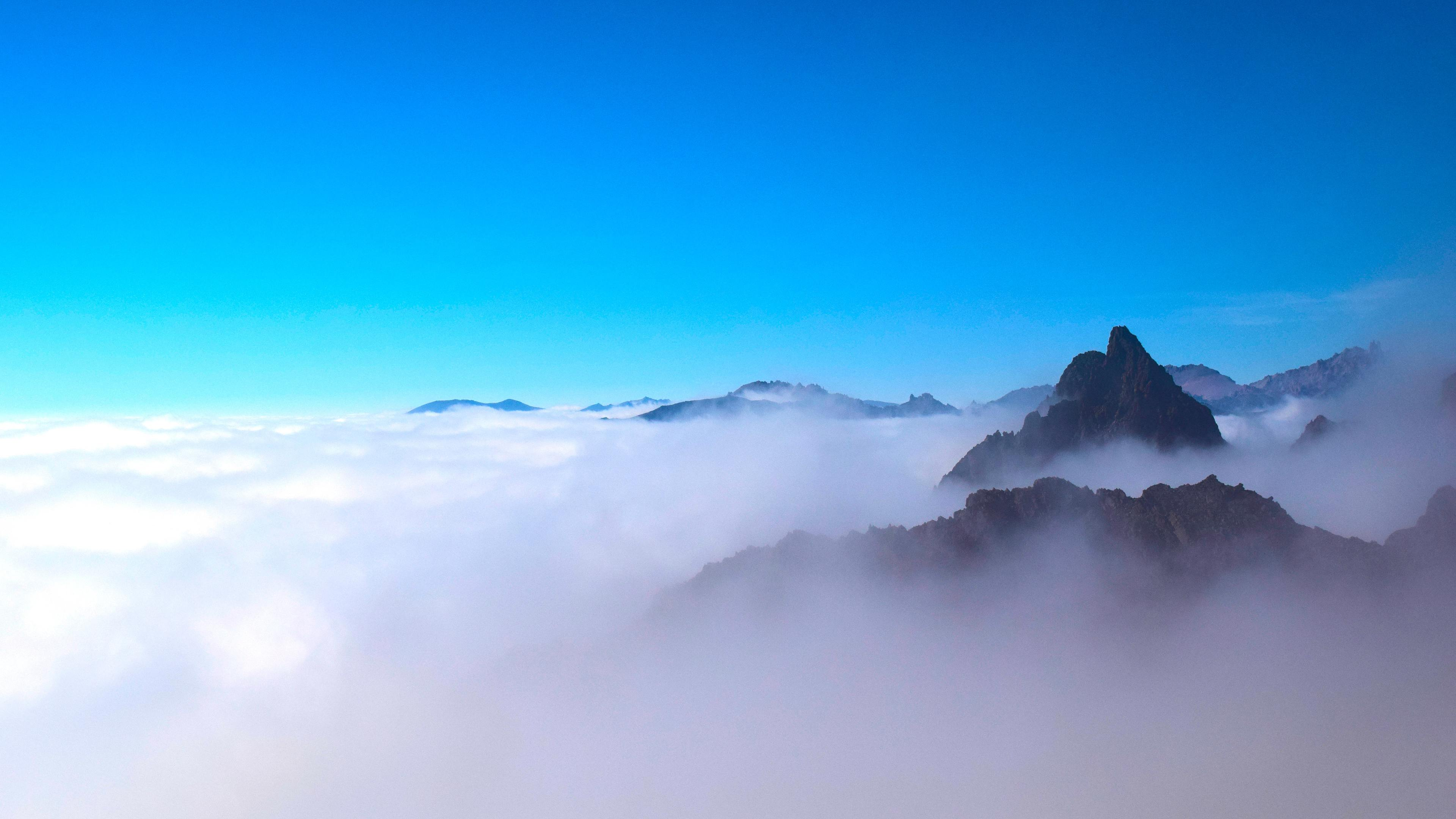 sea of clouds mountains peak 5k 1540141561 - Sea Of Clouds Mountains Peak 5k - sea of clouds wallpapers, peak wallpapers, nature wallpapers, mountains wallpapers, hd-wallpapers, 5k wallpapers, 4k-wallpapers