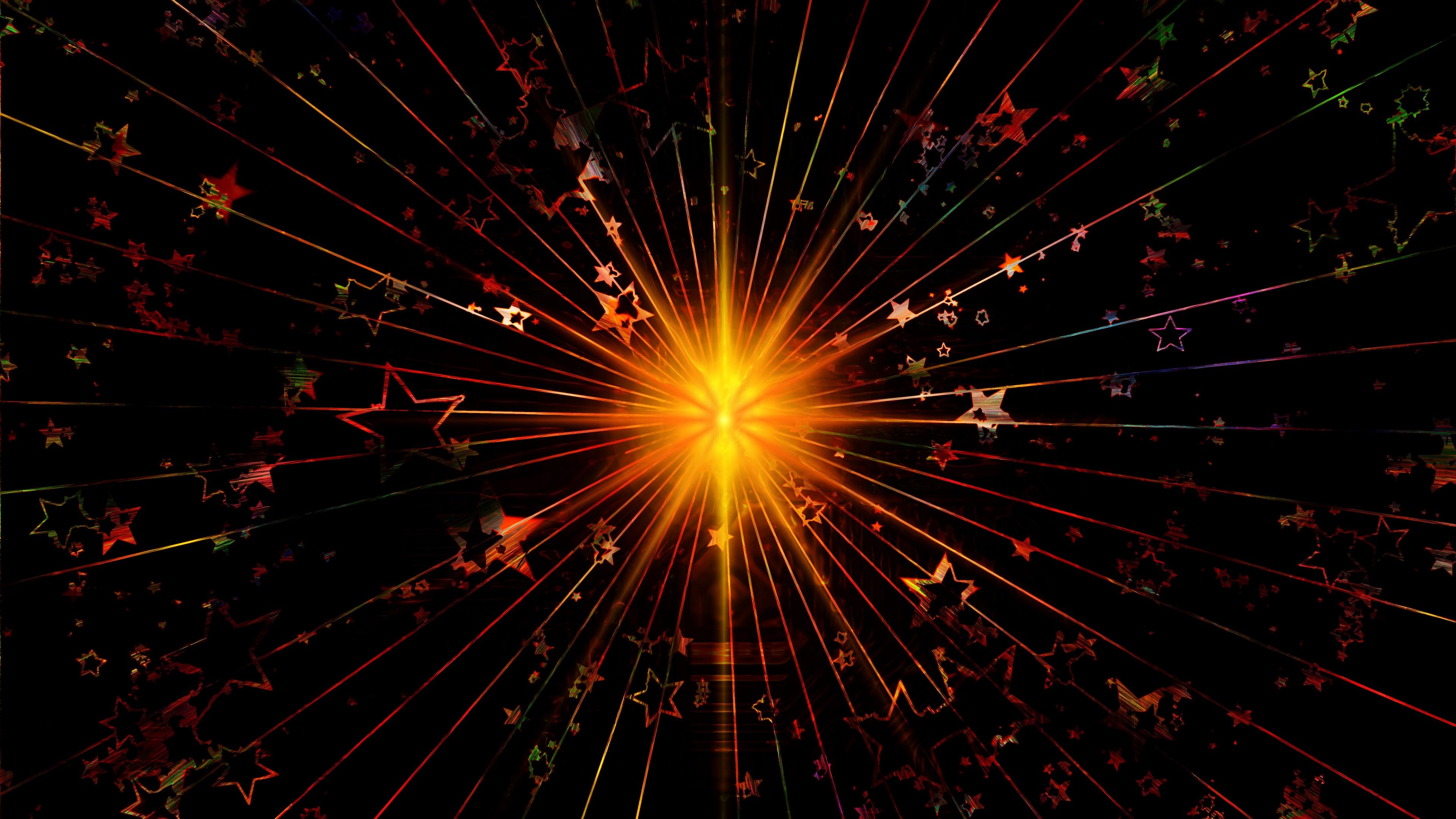 shine abstract stars 4k 1539369639 - shine, abstract, stars 4k - Stars, Shine, abstract