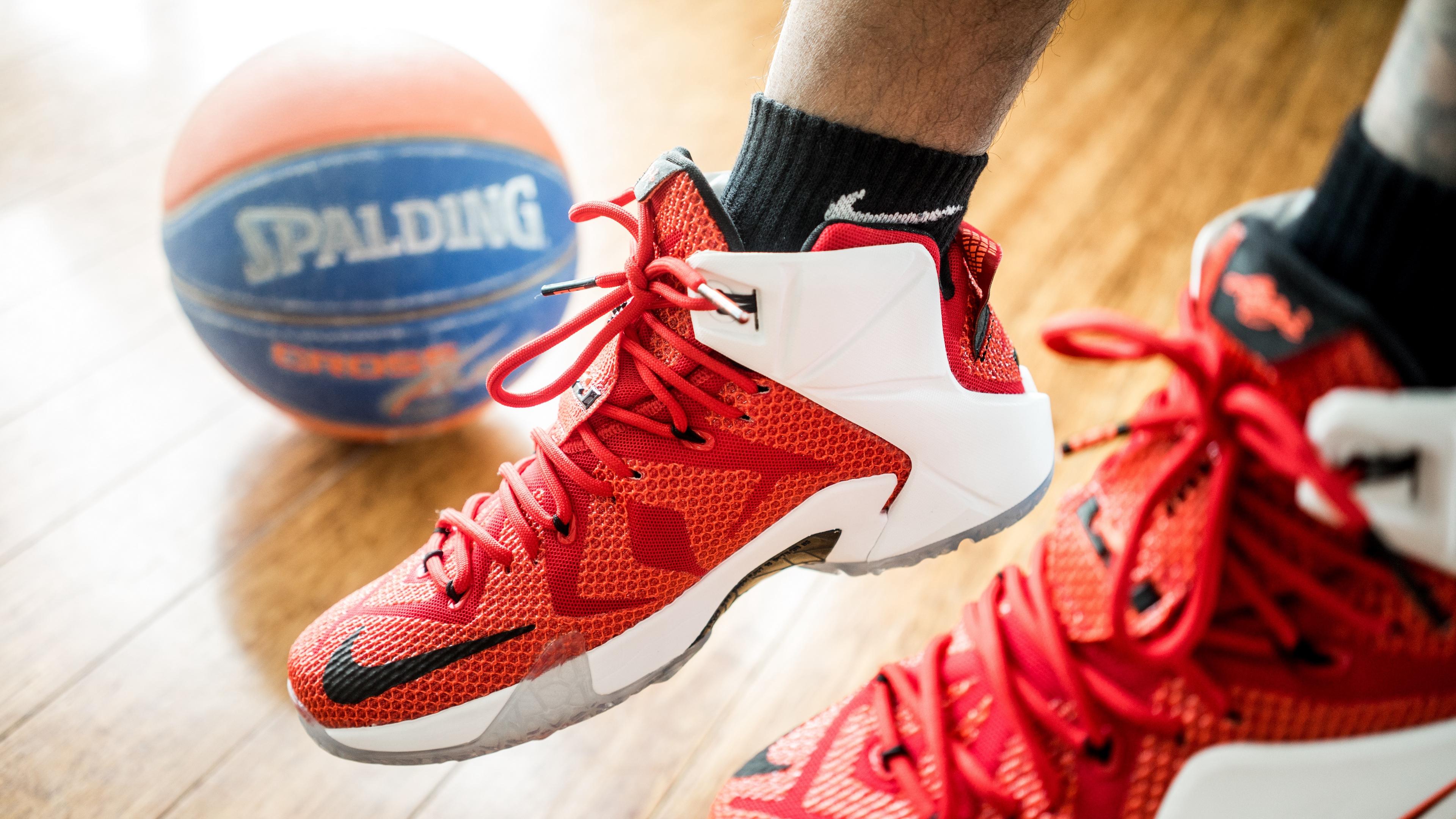 shoes lebron ball nike spalding 4k 1540063056 - shoes, lebron, ball, nike, spalding 4k - Shoes, Lebron, Ball