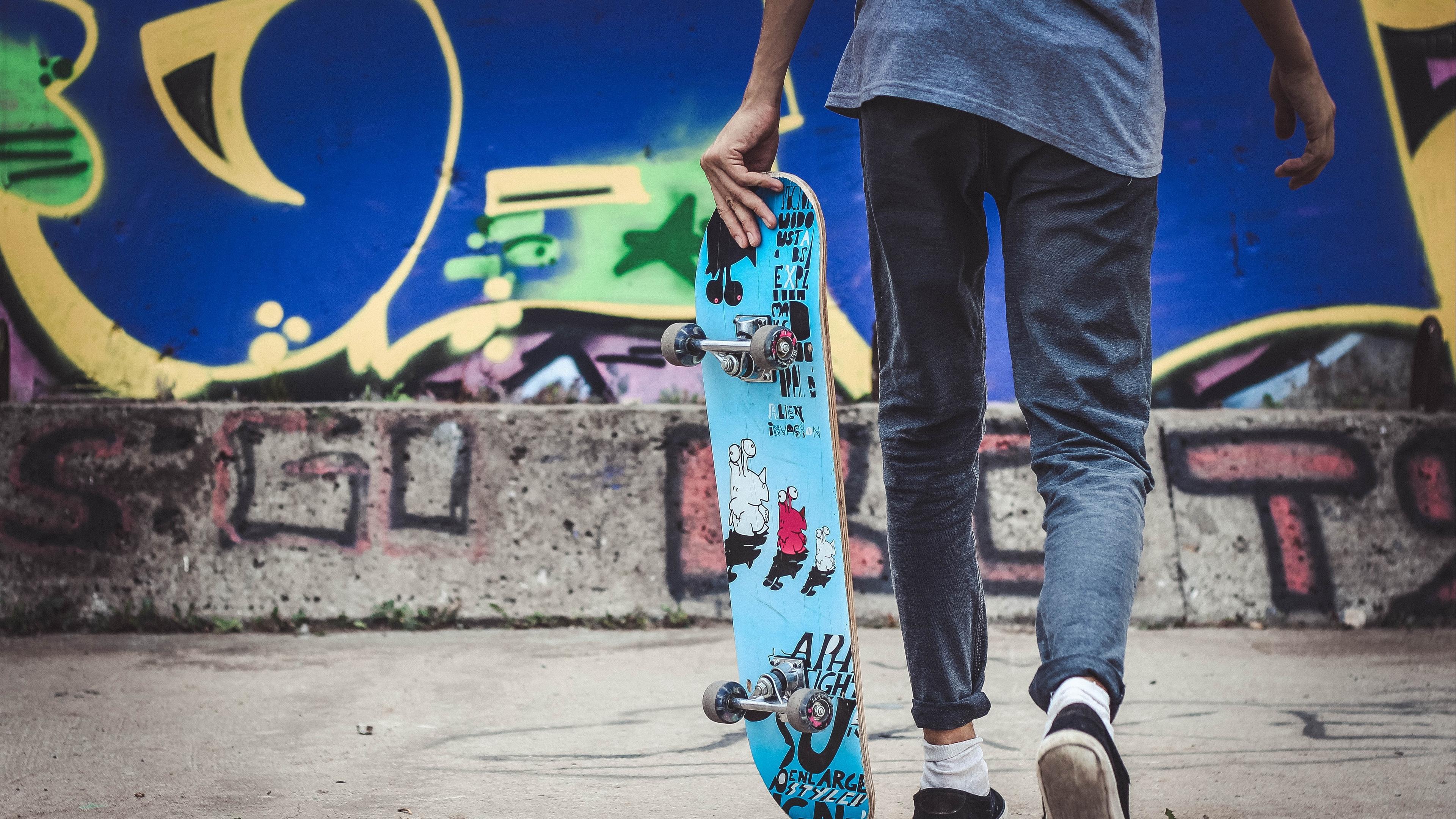 skateboard skateboarder hobby 4k 1540062063 - skateboard, skateboarder, hobby 4k - skateboarder, skateboard, hobby
