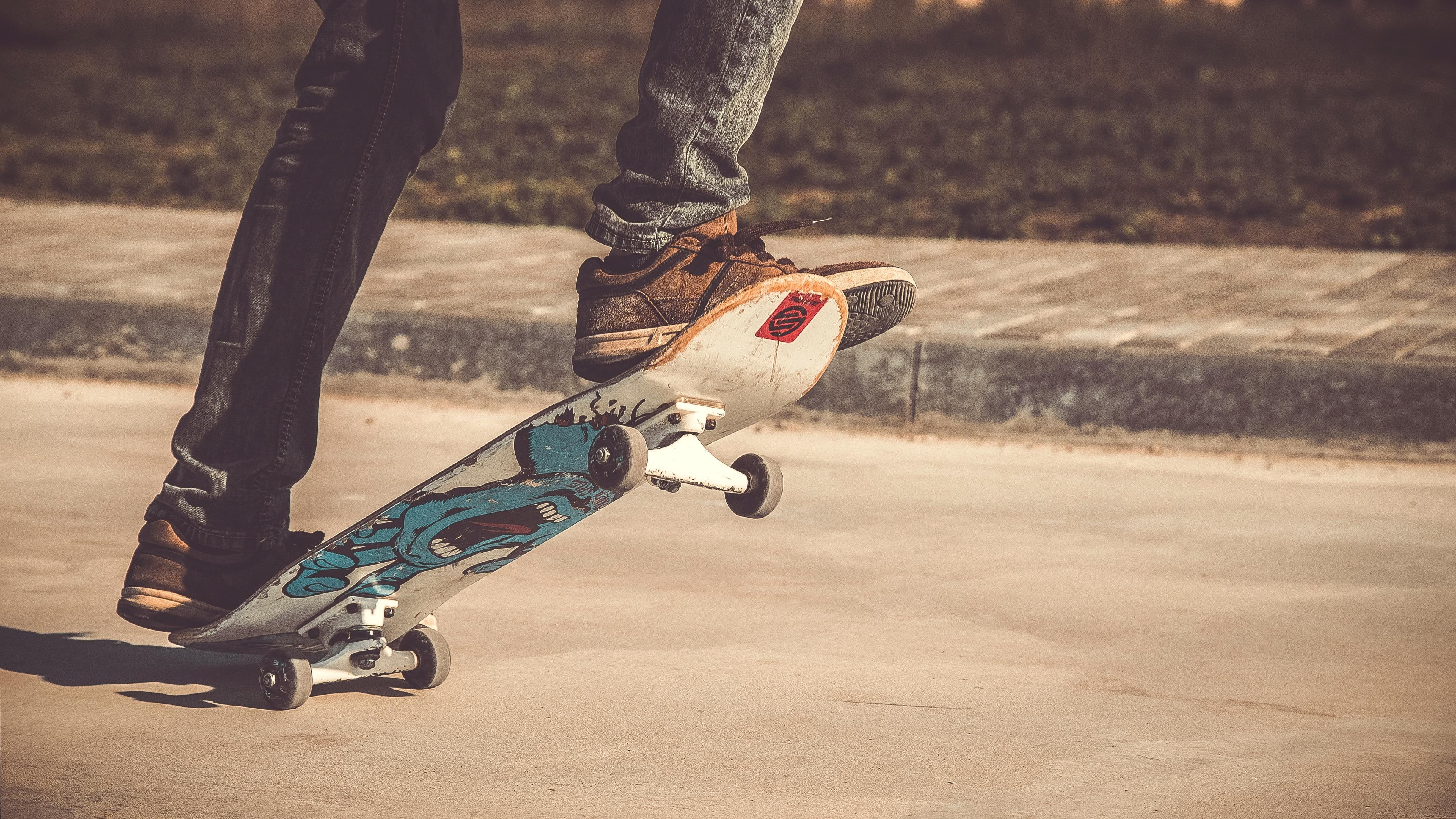 skateboard sneakers sports 4k 1540062065 - skateboard, sneakers, sports 4k - Sports, sneakers, skateboard