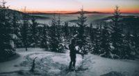 skier snow winter trees 4k 1540063499 200x110 - skier, snow, winter, trees 4k - Winter, Snow, skier