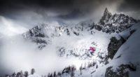 skiing skier jump mountains snow 4k 1540063422 200x110 - skiing, skier, jump, mountains, snow 4k - Skiing, skier, jump