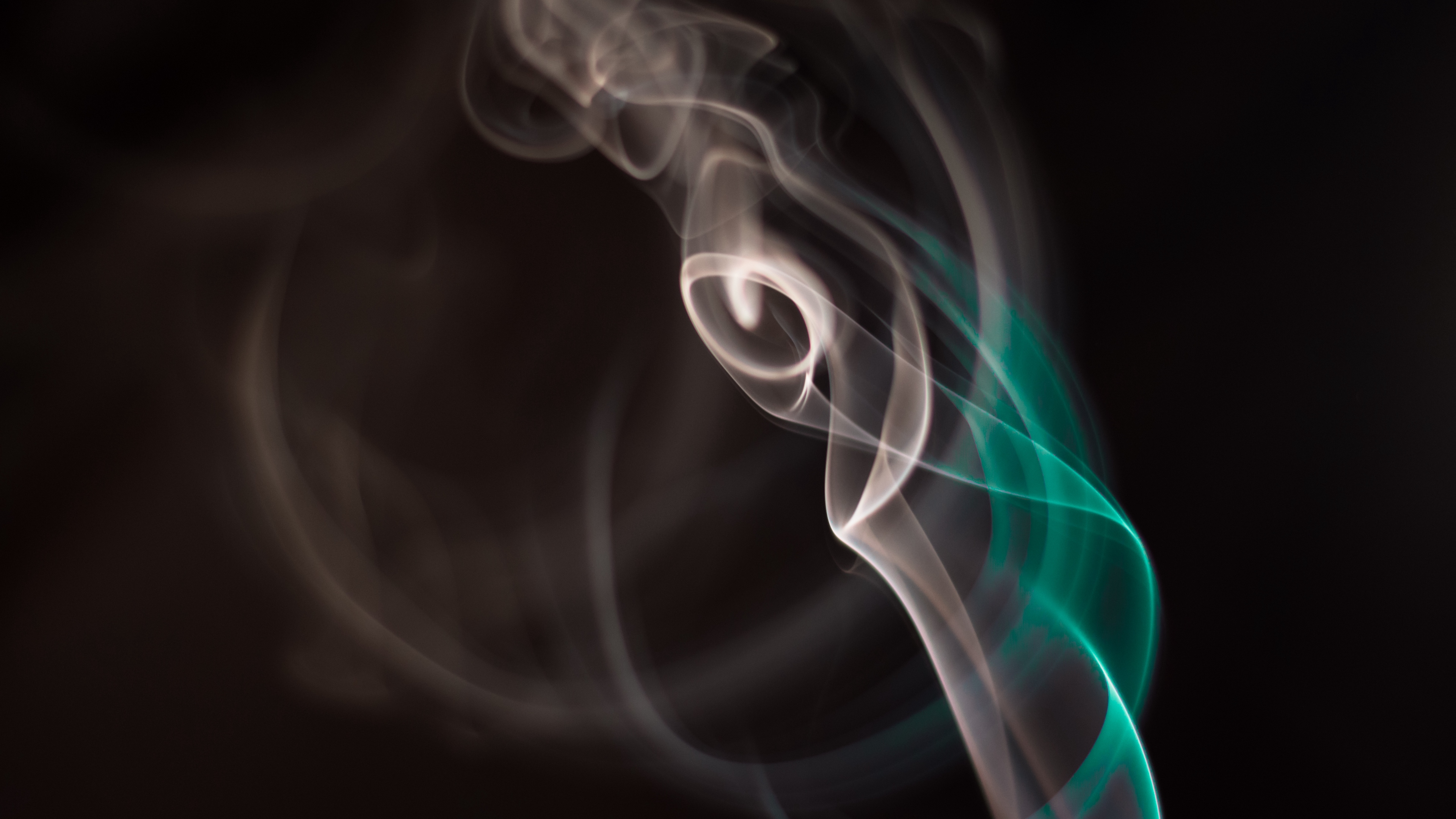 smoke colored smoke spiral swirling 4k 1539369663 - smoke, colored smoke, spiral, swirling 4k - Spiral, Smoke, colored smoke
