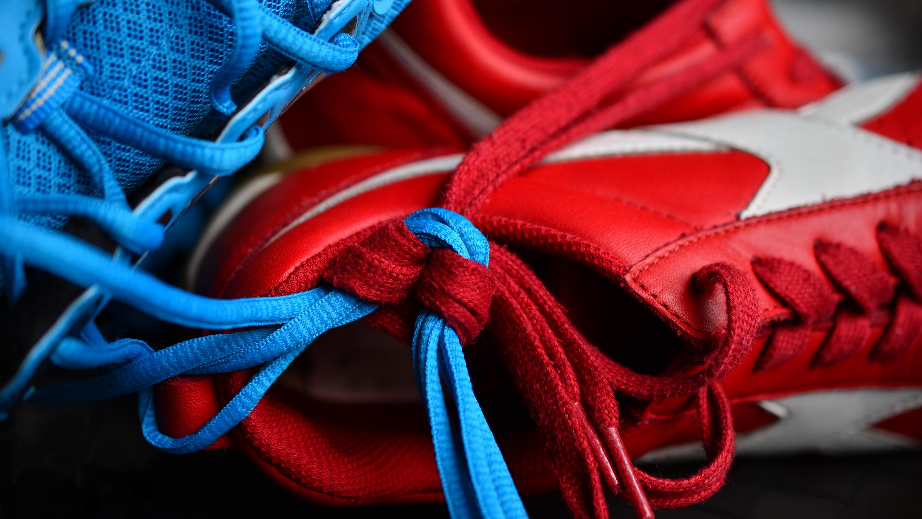sneakers shoelaces sports 4k 1540061247 - sneakers, shoelaces, sports 4k - Sports, sneakers, shoelaces